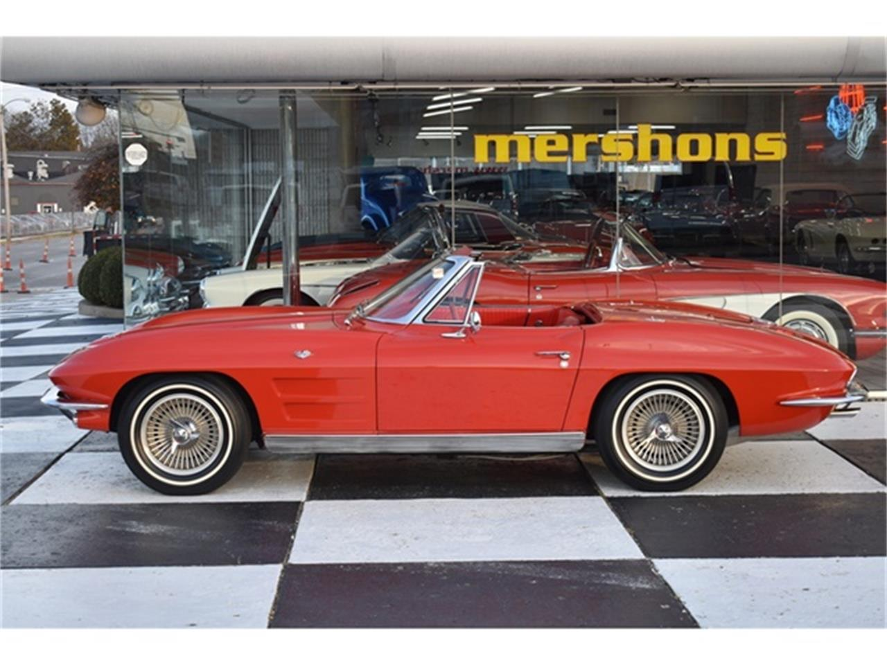 1963 Chevrolet Corvette for sale in Springfield, OH – photo 25