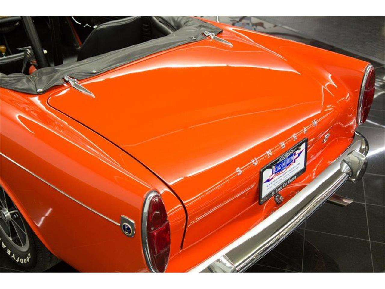 1966 Sunbeam Tiger for sale in St. Louis, MO – photo 36
