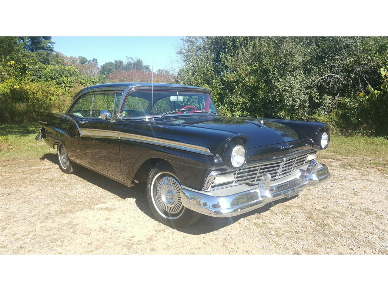 1957 Ford Fairlane 500 for sale in North Woodstock, CT – photo 21