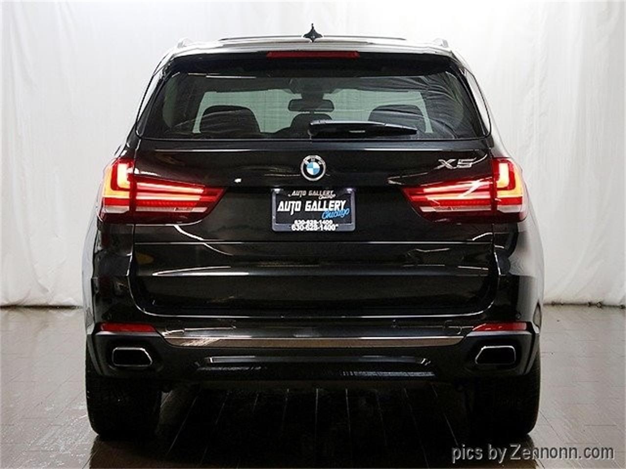 2015 BMW X5 for sale in Addison, IL – photo 6