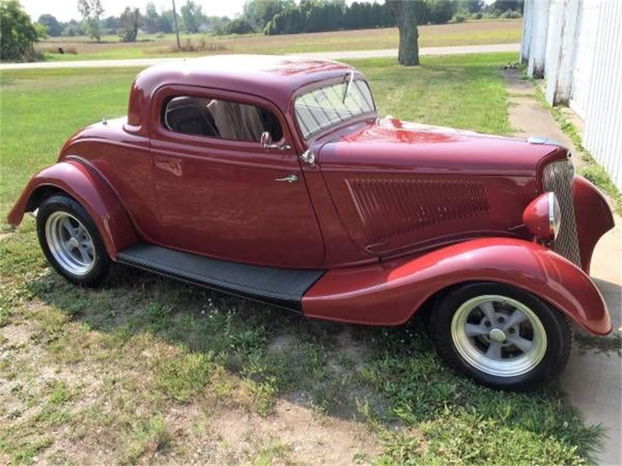 1934 Ford Coupe for sale in Cadillac, MI – photo 9