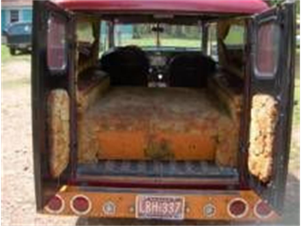 1961 Willys Wagon for sale in Cadillac, MI / ClassicCarsBay com