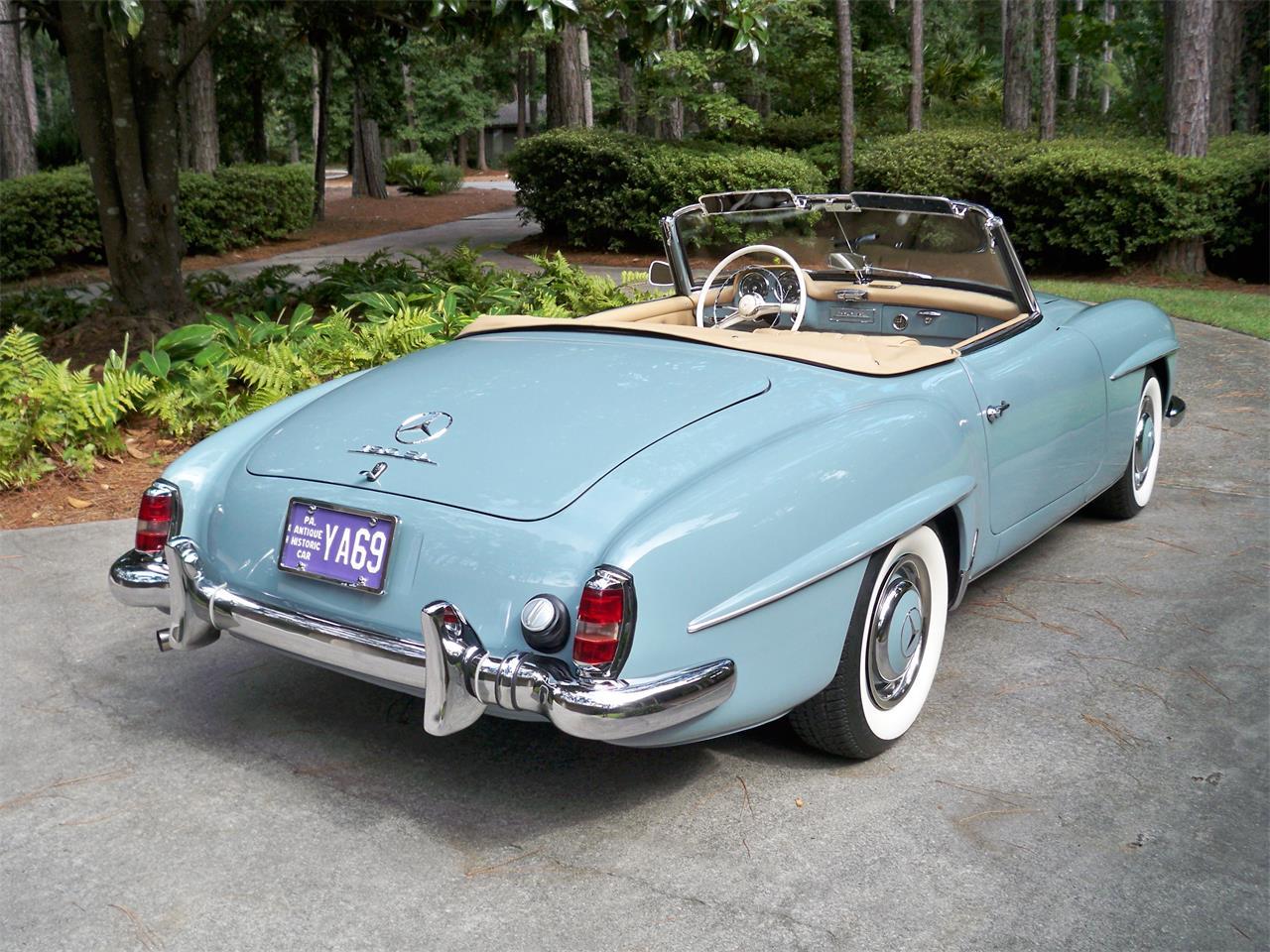 1958 Mercedes-Benz 190SL for sale in Hilton Head Island ...