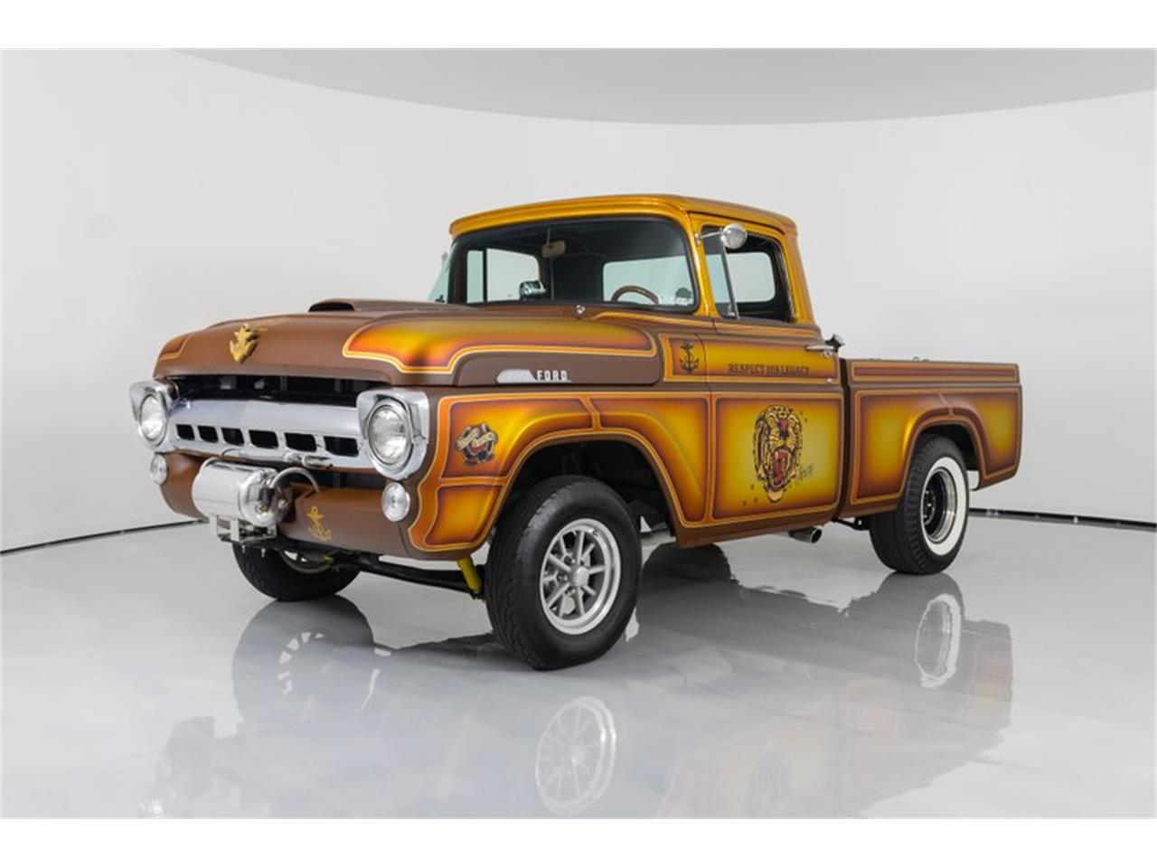 1957 Ford F100 for sale in St. Charles, MO – photo 3