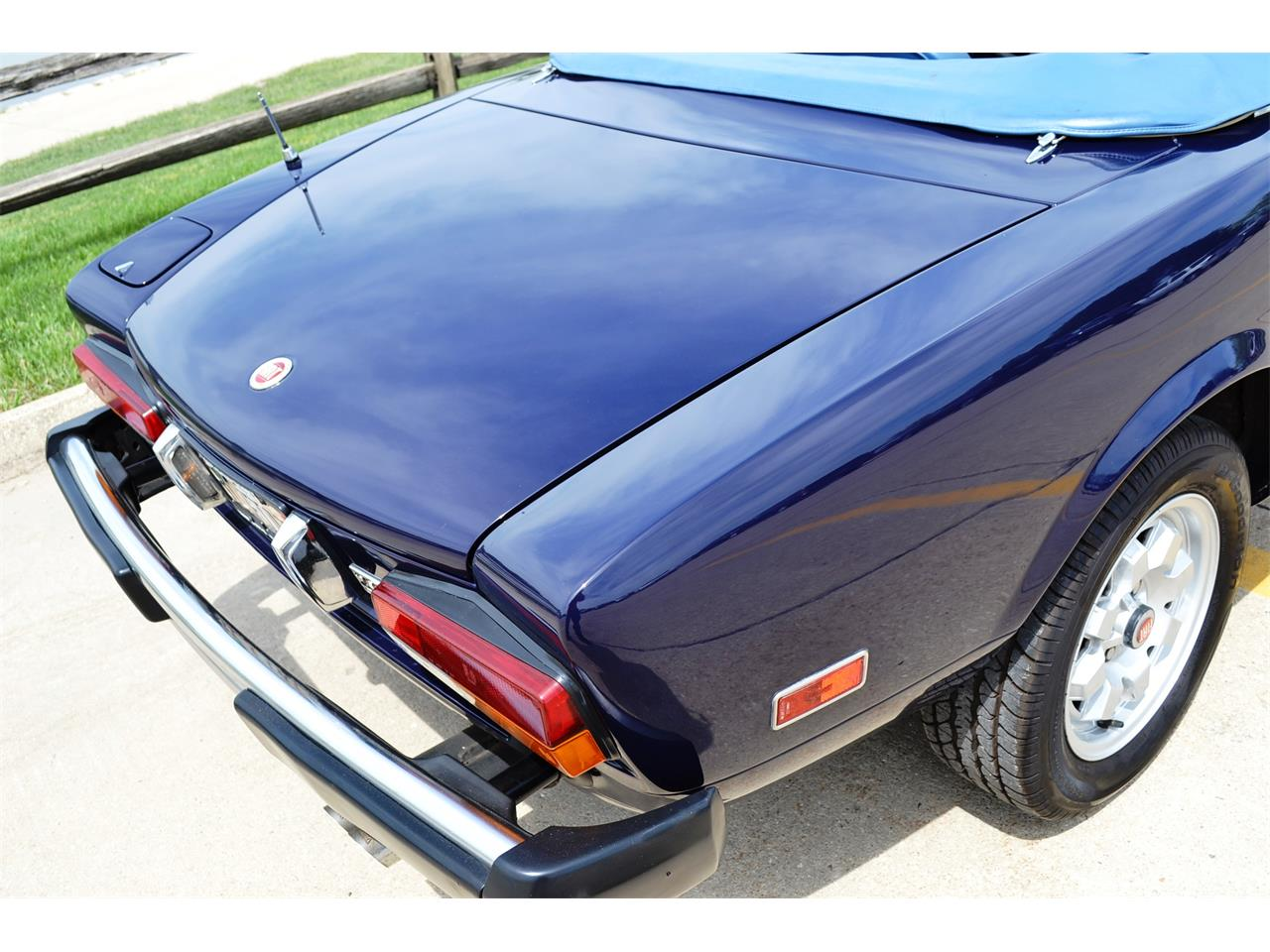 1981 Fiat Spider for sale in Barrington, IL – photo 17