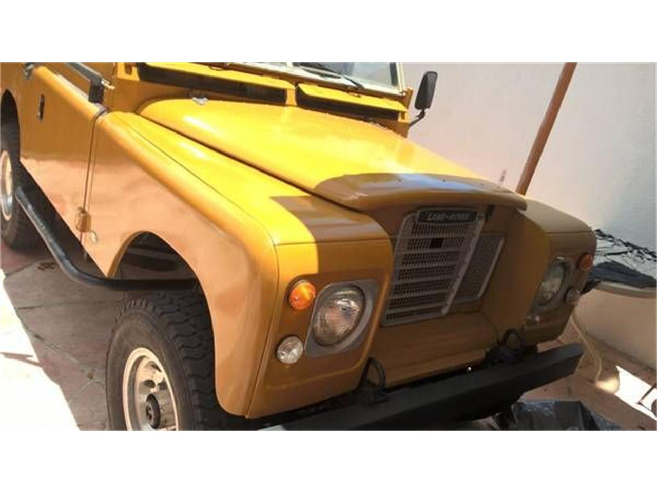 1974 Land Rover Series IIA for sale in Cadillac, MI – photo 9