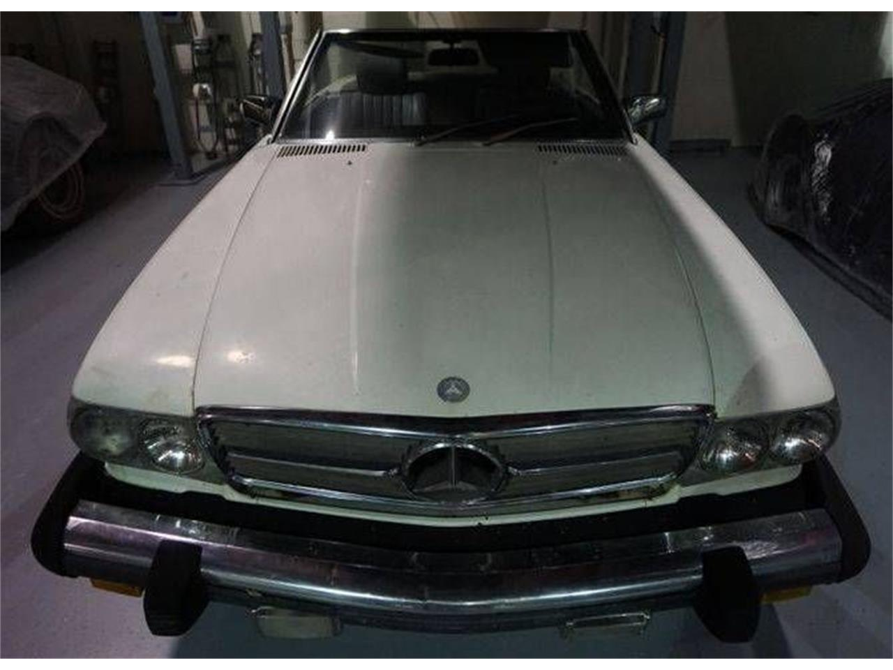 1982 Mercedes-Benz 350SL for sale in Cadillac, MI – photo 3