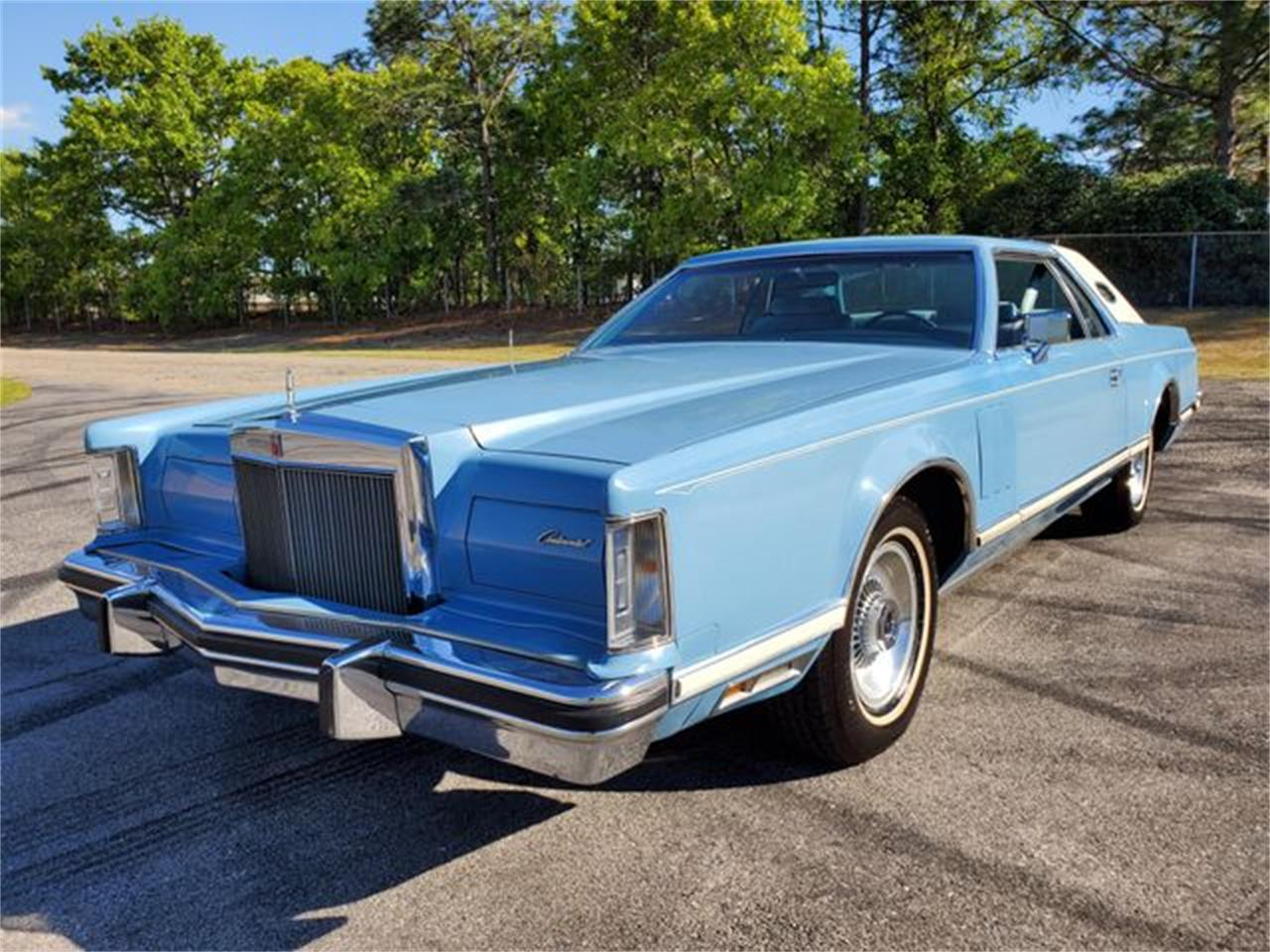 1979 Lincoln Continental for sale in Hope Mills, NC – photo 2