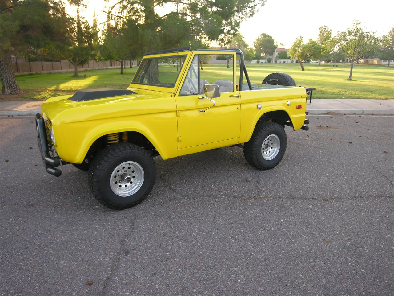 1971 Ford Bronco for sale in Scottsdale, AZ – photo 6