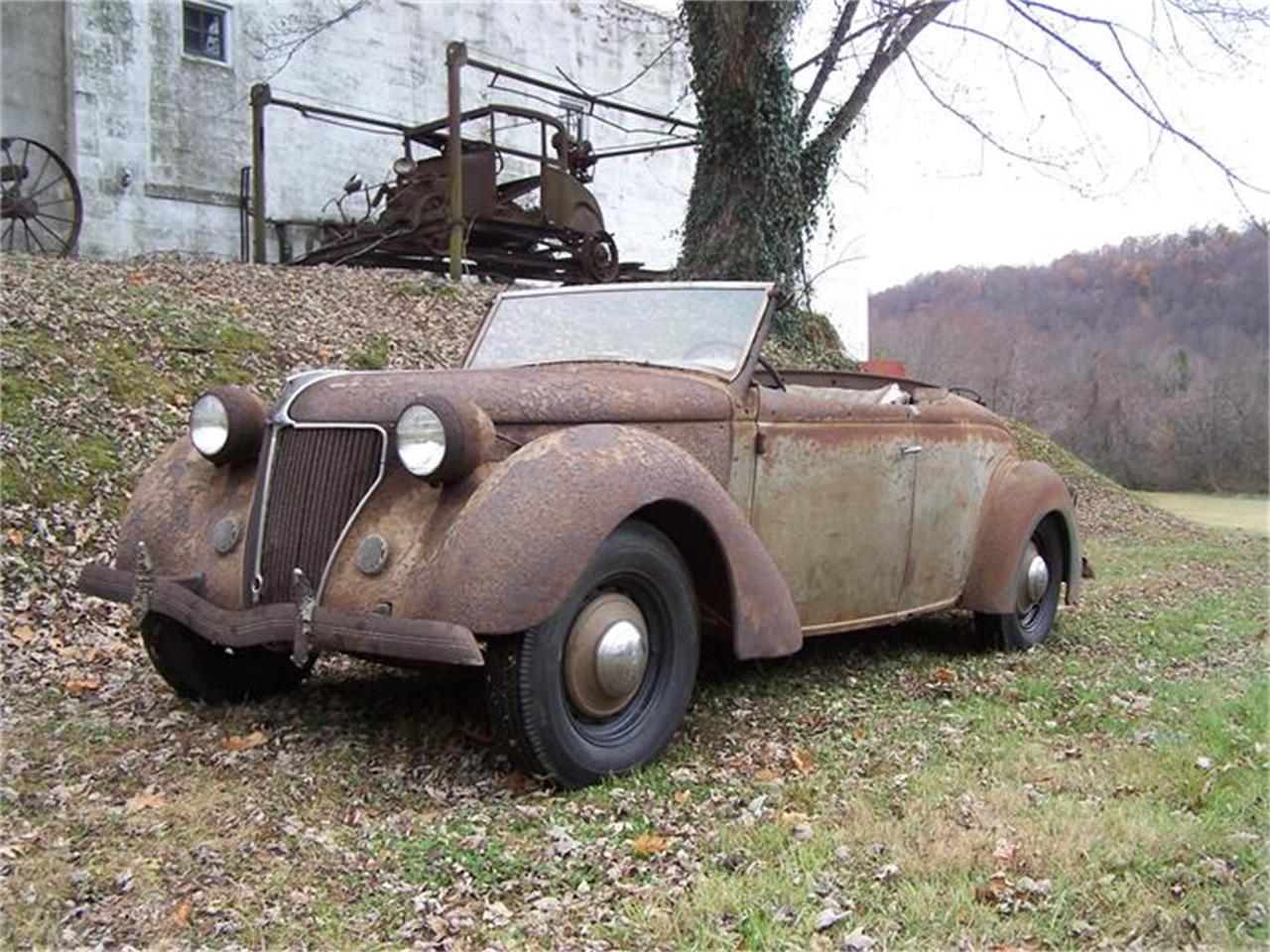 1936 Ford Custom Channeled Roadster for sale in Lynchburg, VA – photo 2