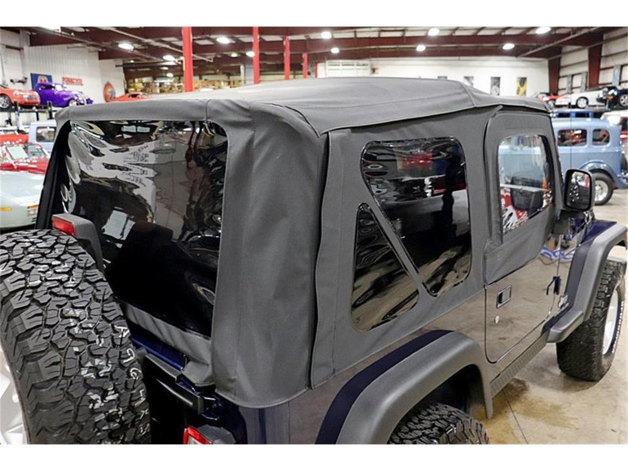 2005 Jeep Wrangler for sale in Kentwood, MI – photo 69