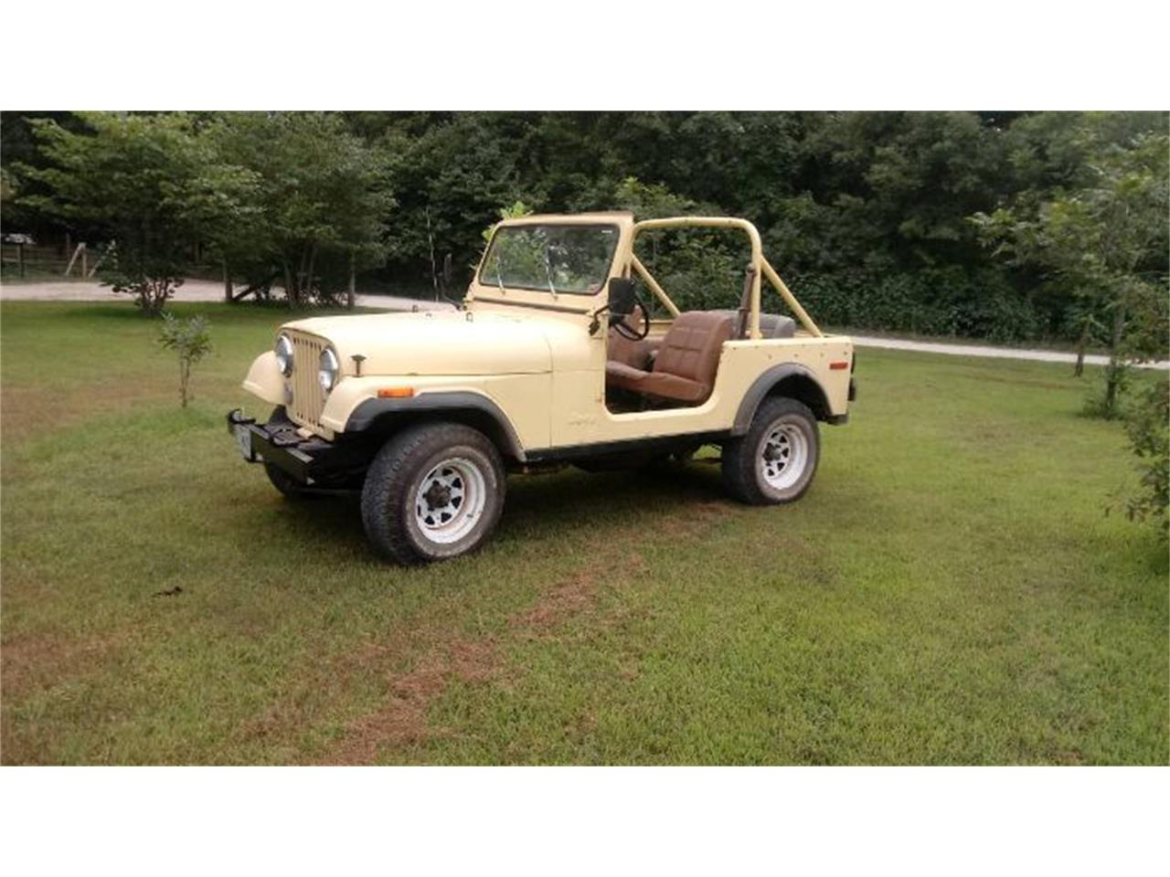 1979 Jeep CJ7 for sale in Cadillac, MI – photo 3