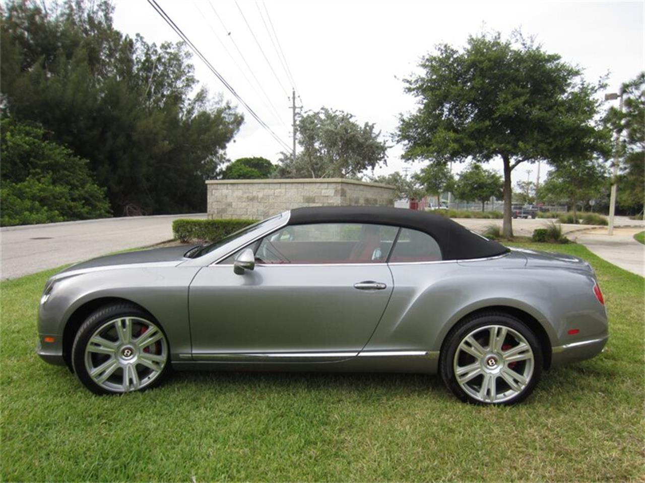 2013 Bentley Continental GTC V8 for sale in Delray Beach, FL – photo 23