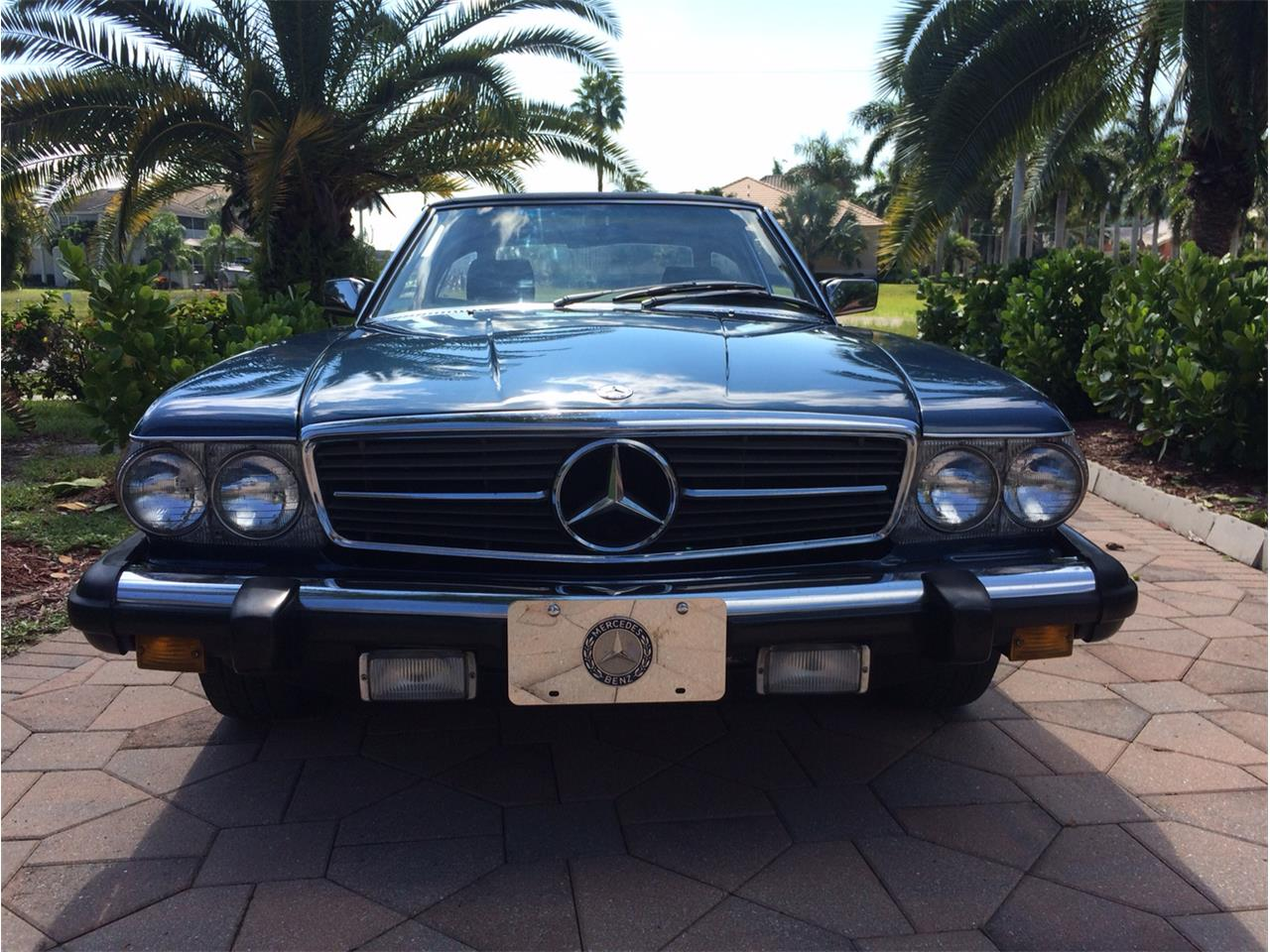 1985 Mercedes-Benz 380SL for sale in Marco Island, FL – photo 2
