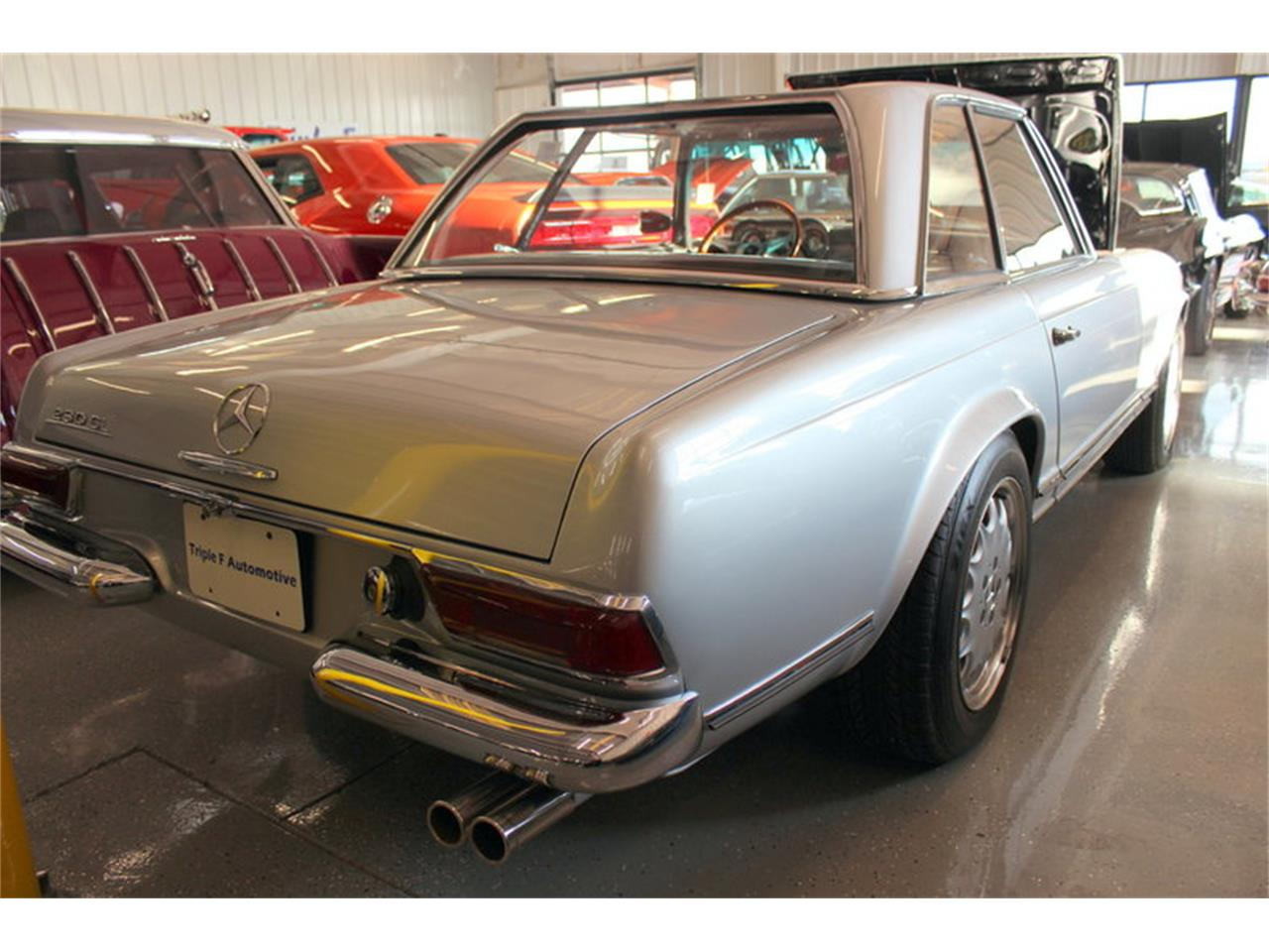 1966 Mercedes-Benz 230SL for sale in Fort Worth, TX ...