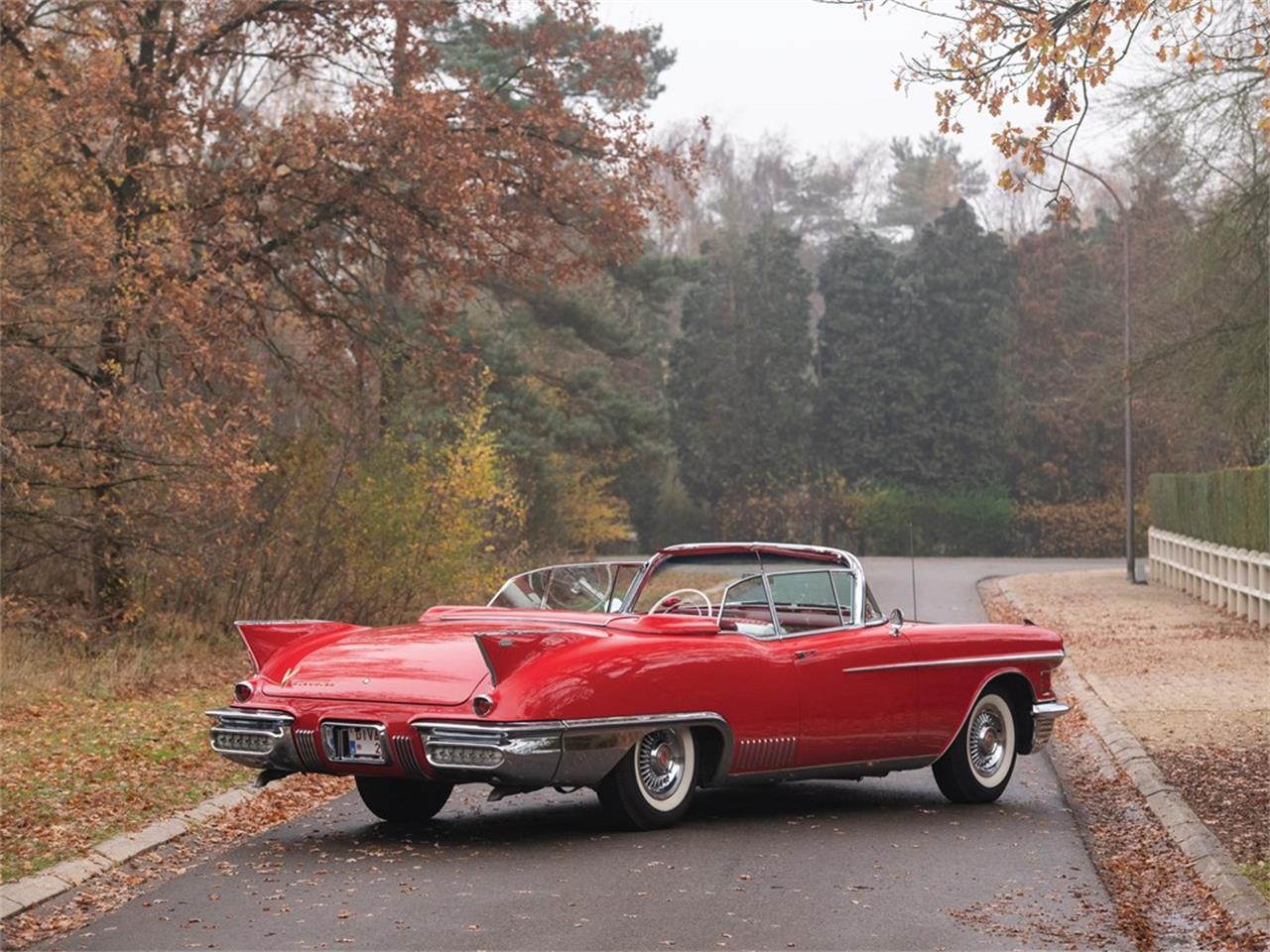 1958 Cadillac Eldorado Biarritz for sale in Essen, Other – photo 2