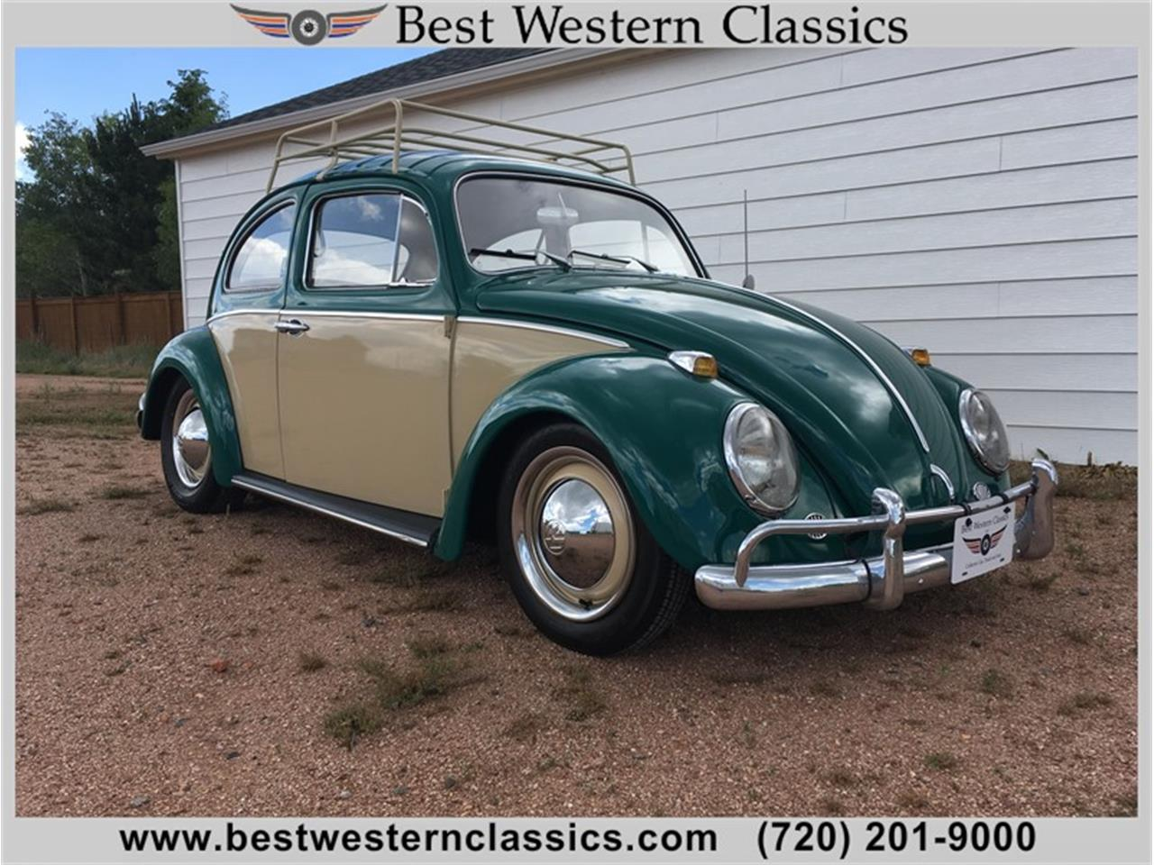1964 Volkswagen Beetle for sale in Franktown, CO – photo 4