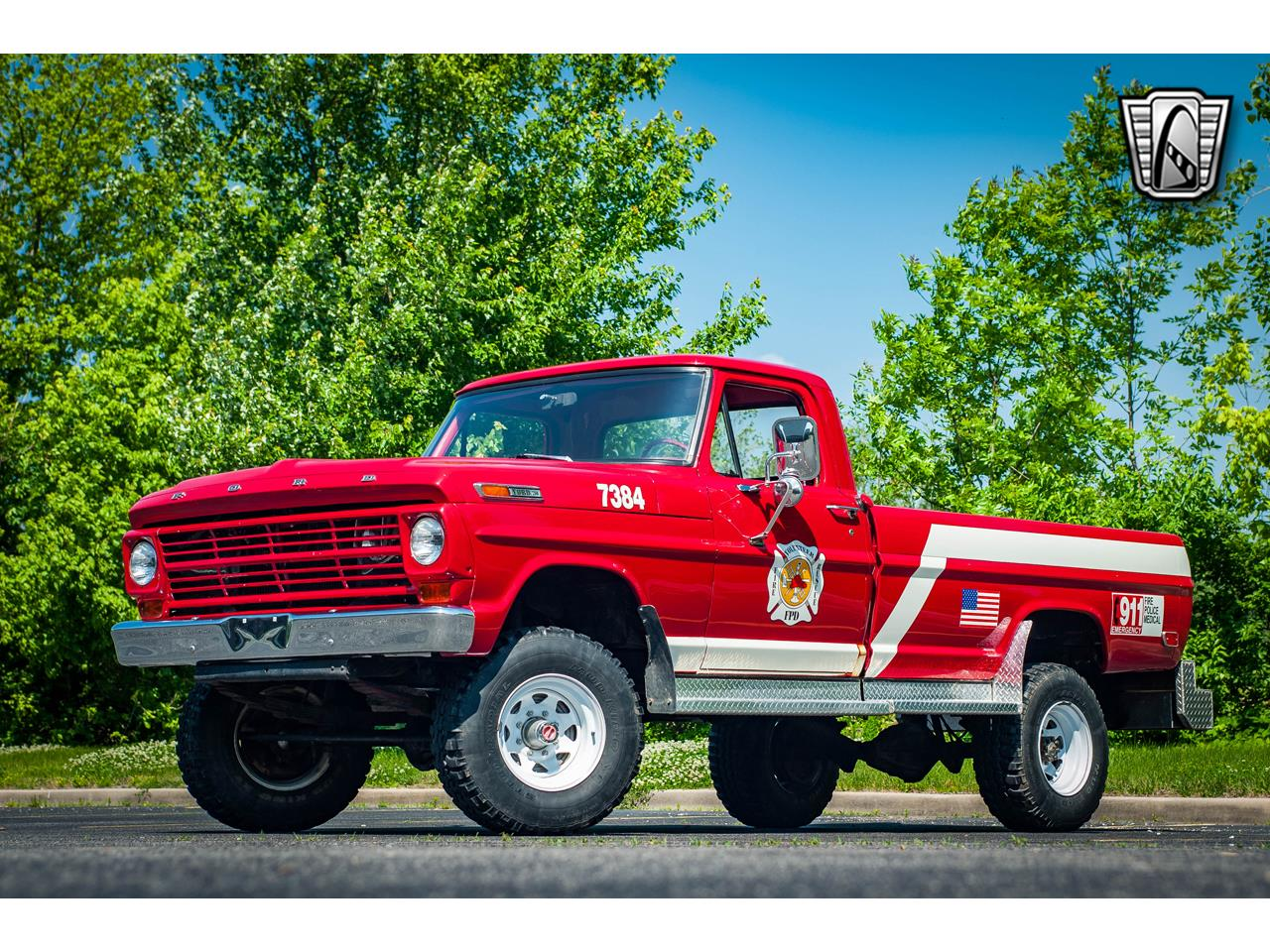 1968 Ford F250 for sale in O'Fallon, IL – photo 44