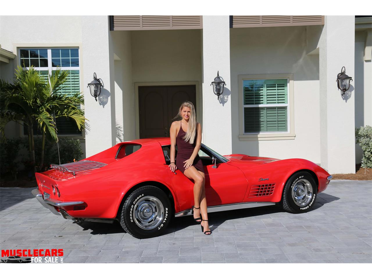 1972 Chevrolet Corvette for sale in Fort Myers, FL – photo 3