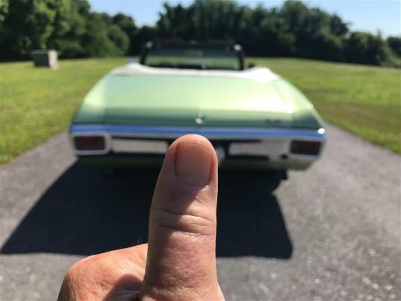 1970 Chevrolet Chevelle for sale in Cadillac, MI – photo 4