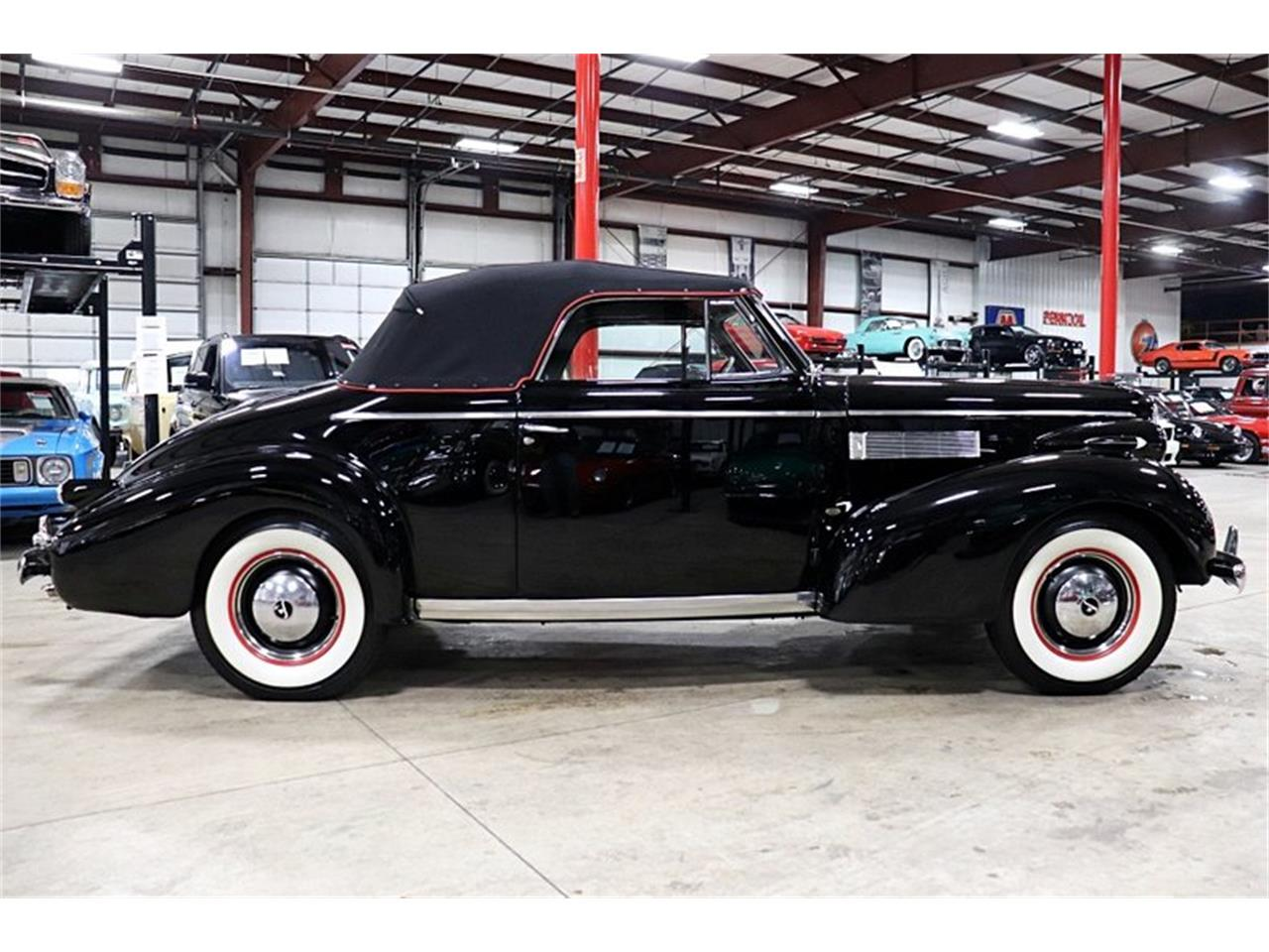 1939 LaSalle Coupe for sale in Kentwood, MI – photo 75