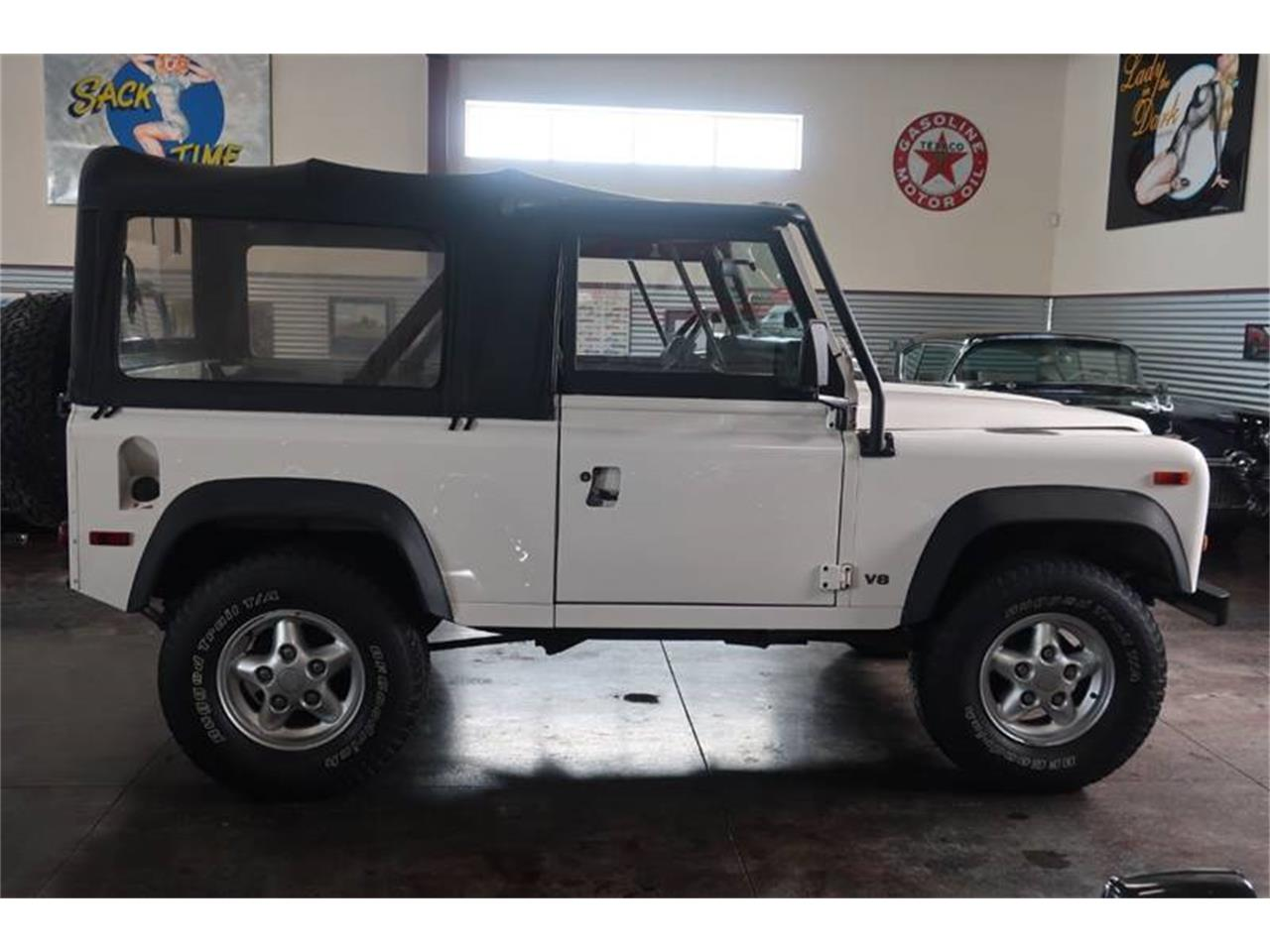 1995 Land Rover Defender for sale in Hailey, ID – photo 11