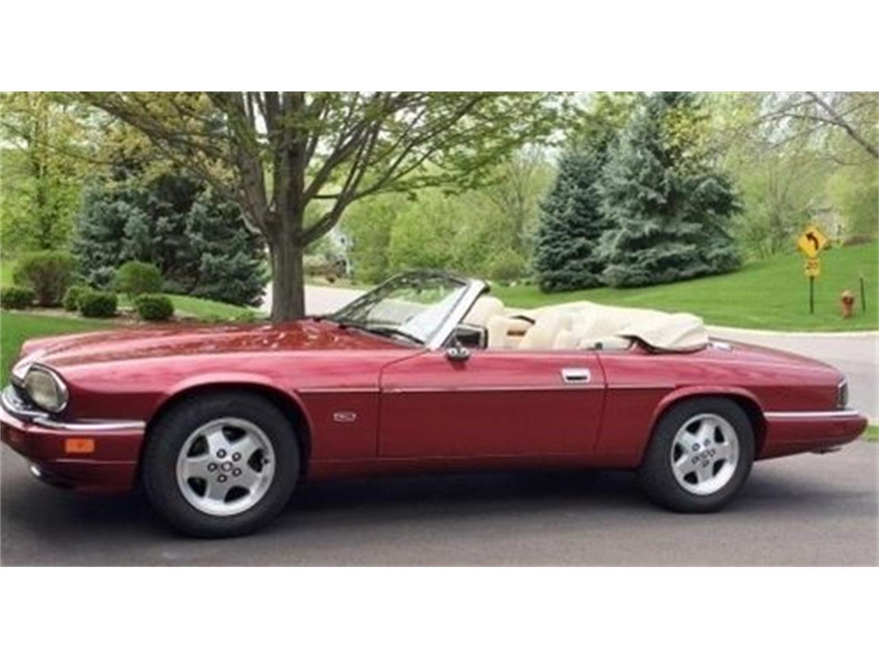 1995 Jaguar XJS for sale in Annandale, MN – photo 2