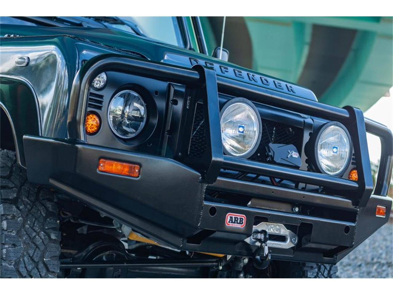 1997 Land Rover Defender for sale in Delray Beach, FL – photo 66