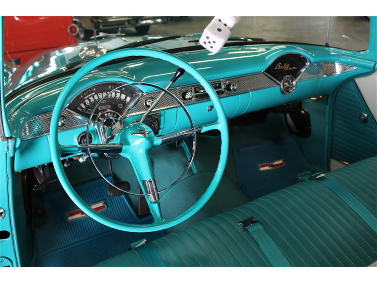 1955 Chevrolet Bel Air for sale in Fairfield, CA – photo 47