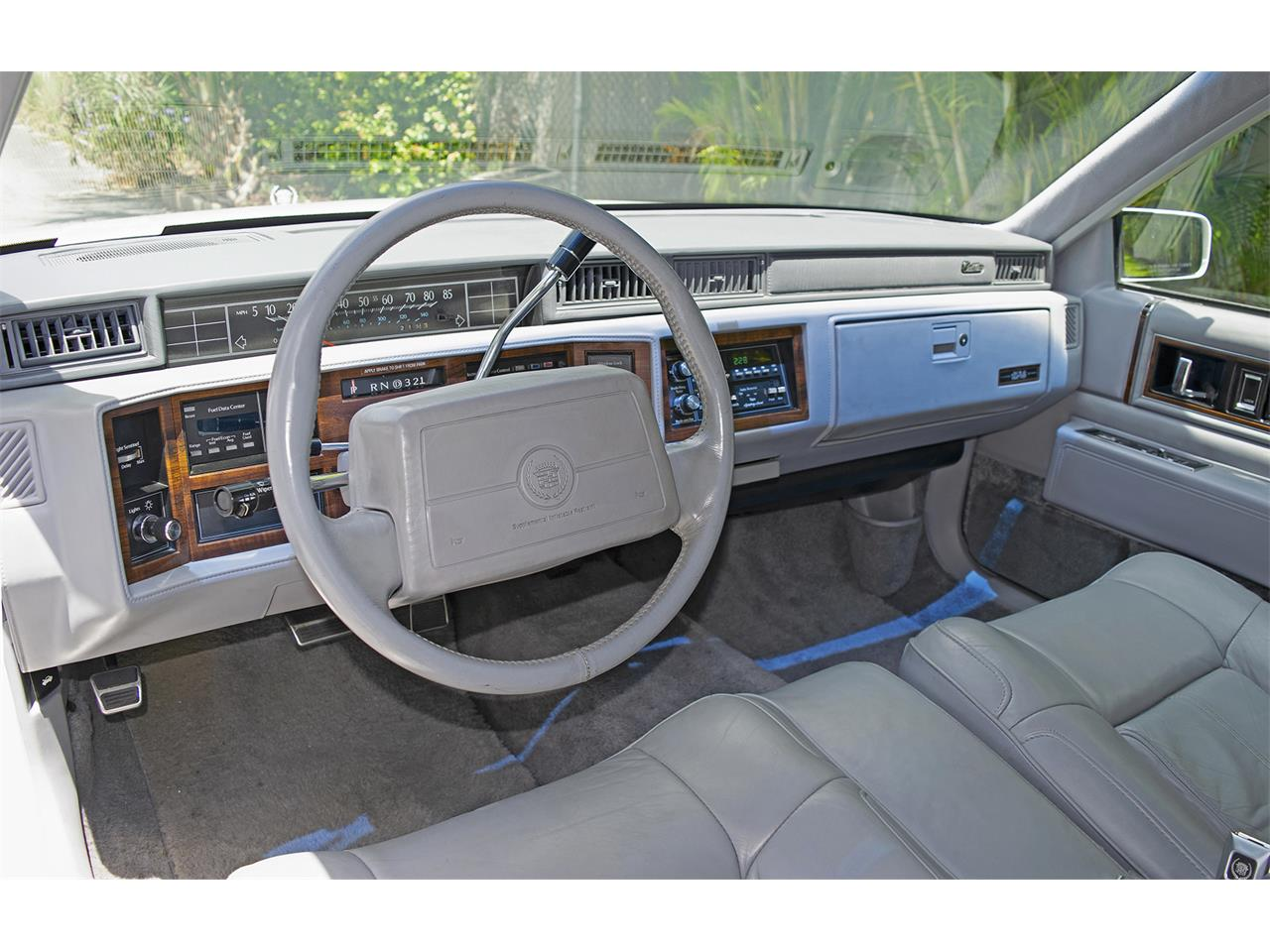 1991 Cadillac Coupe DeVille for sale in West Palm Beach, FL – photo 12