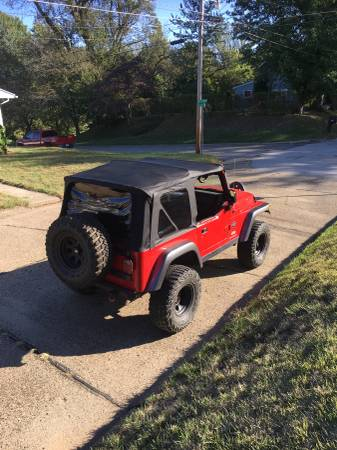 2004 Jeep Wrangler for sale in Parkersburg , WV – photo 2