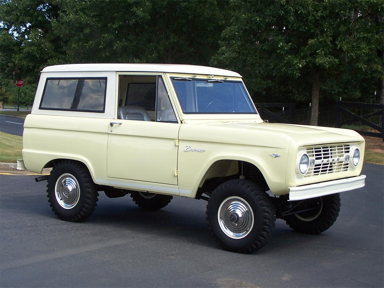 1966 Ford Bronco for sale in Alpharetta, GA – photo 3