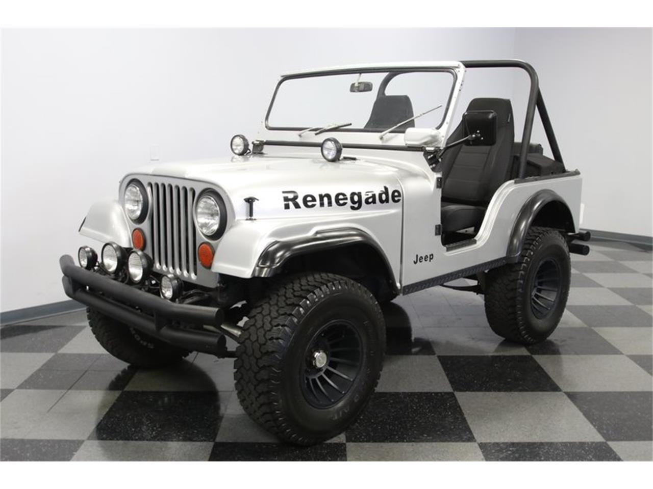 1971 Jeep CJ5 for sale in Concord, NC – photo 4