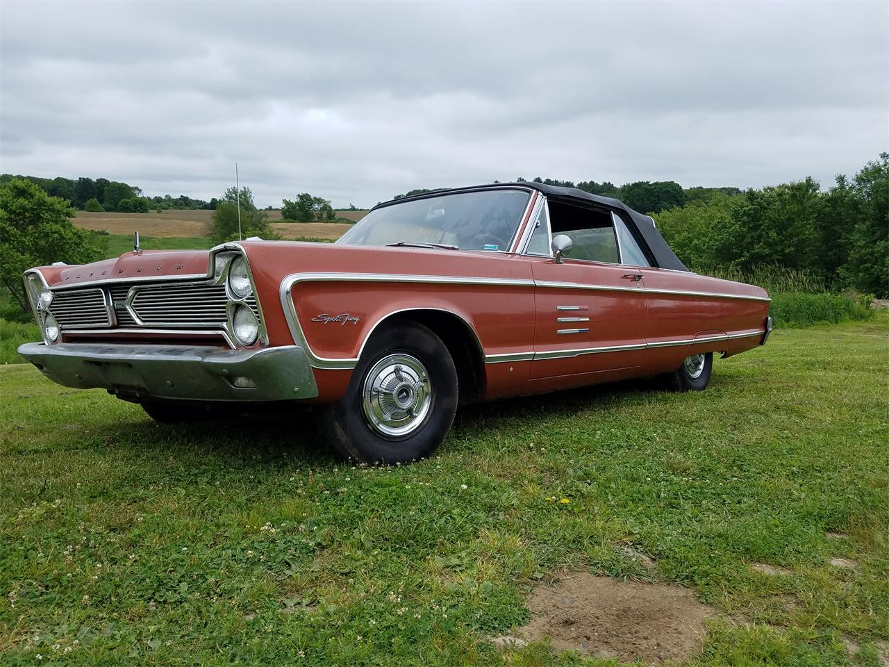 1966 Plymouth Sport Fury for sale in North Woodstock, CT – photo 2