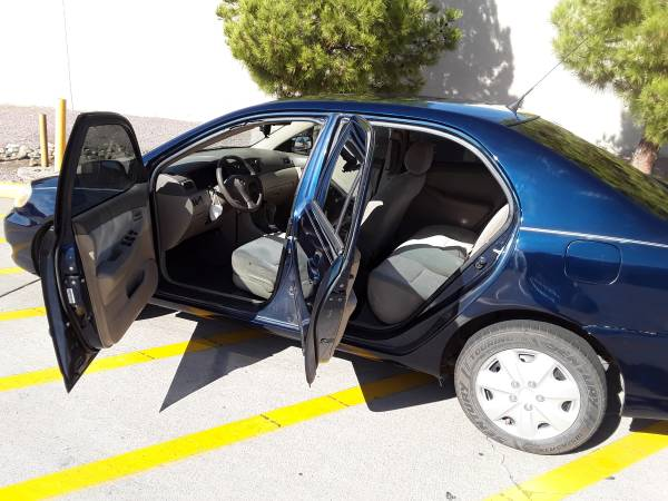 2006 Toyota Corolla LE, 159K miles - cars & trucks - by owner -... for sale in Glendale, AZ – photo 4