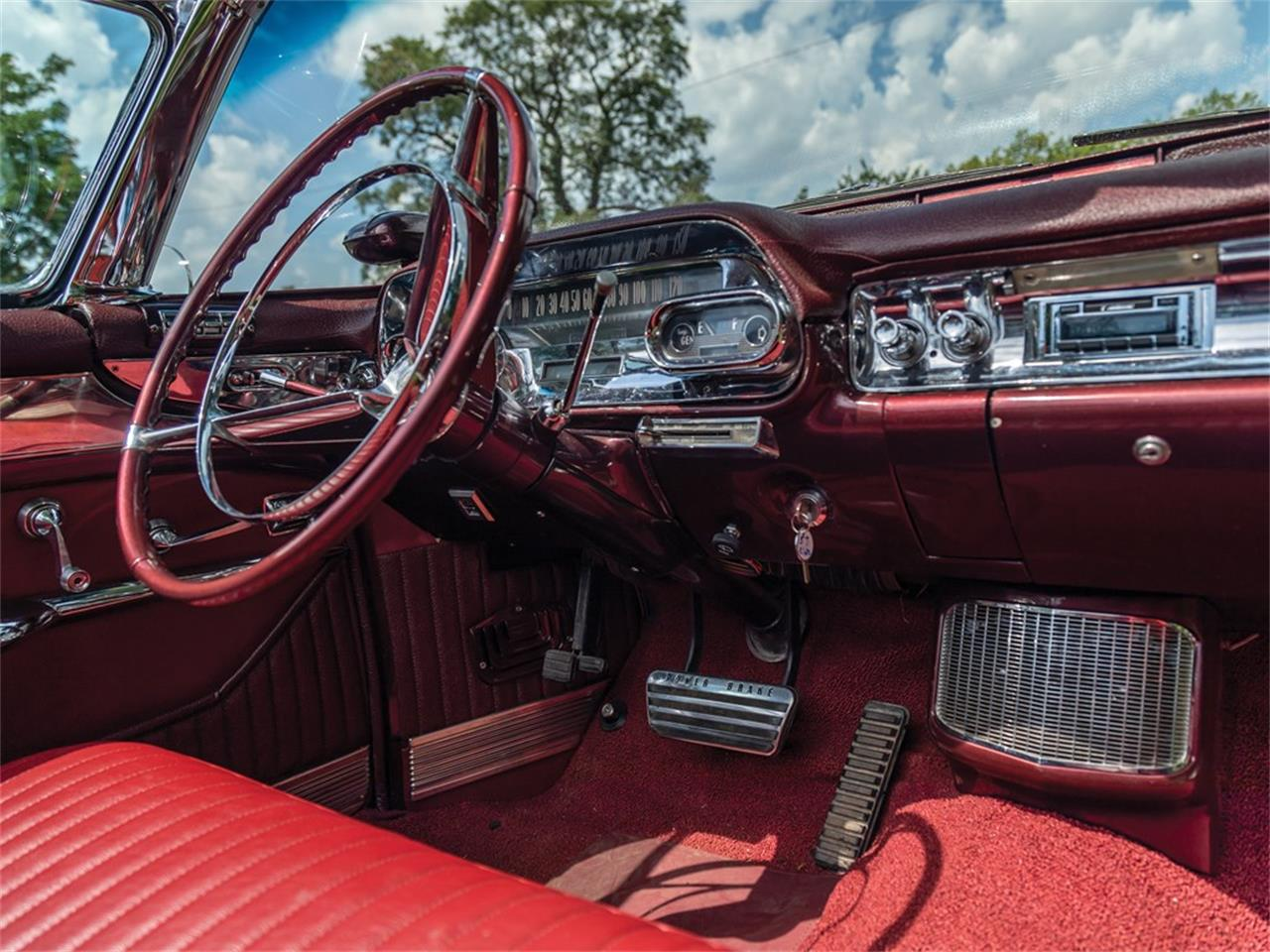 1957 Cadillac Eldorado Biarritz for sale in Auburn, IN – photo 8