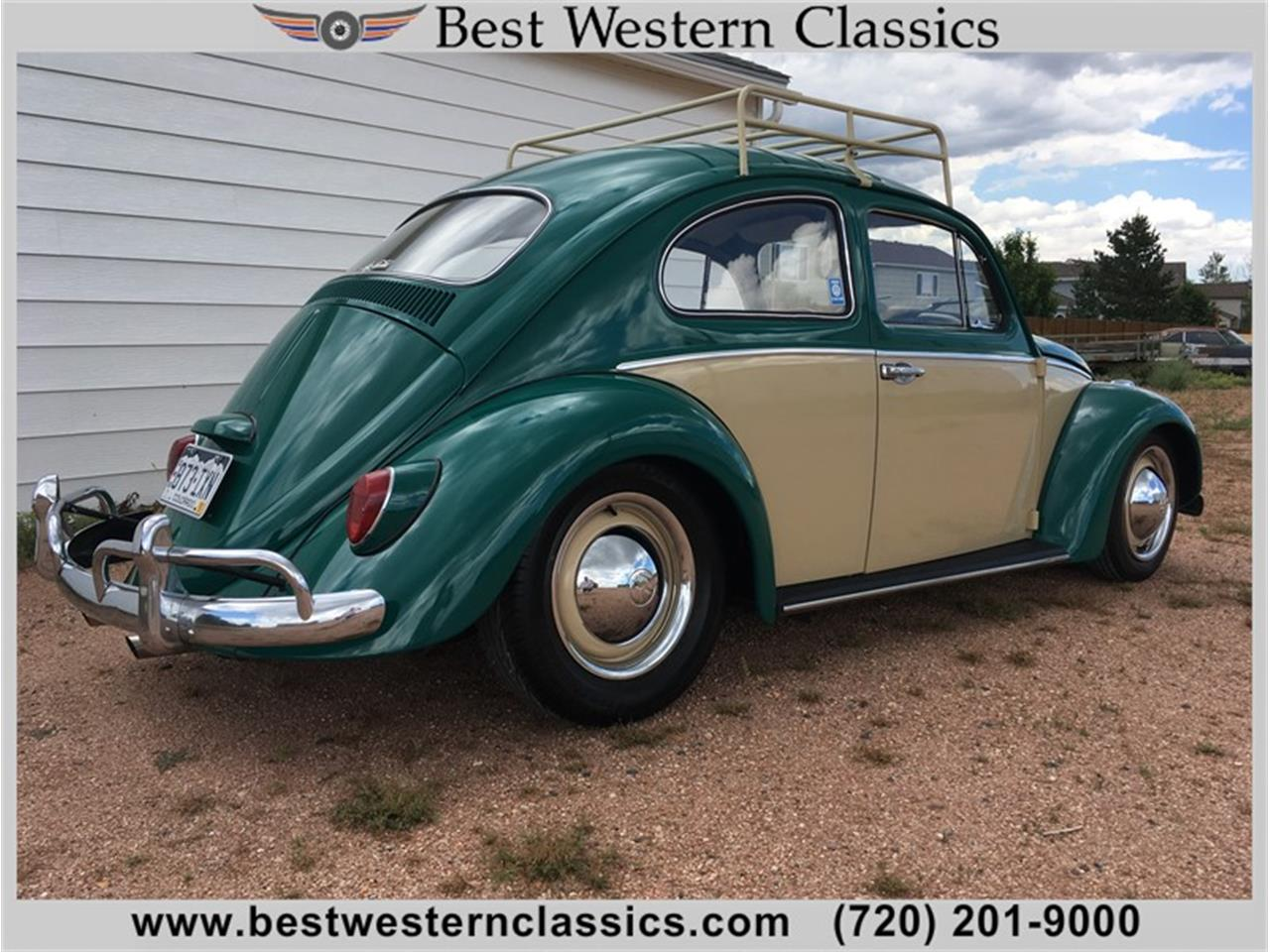 1964 Volkswagen Beetle for sale in Franktown, CO – photo 18