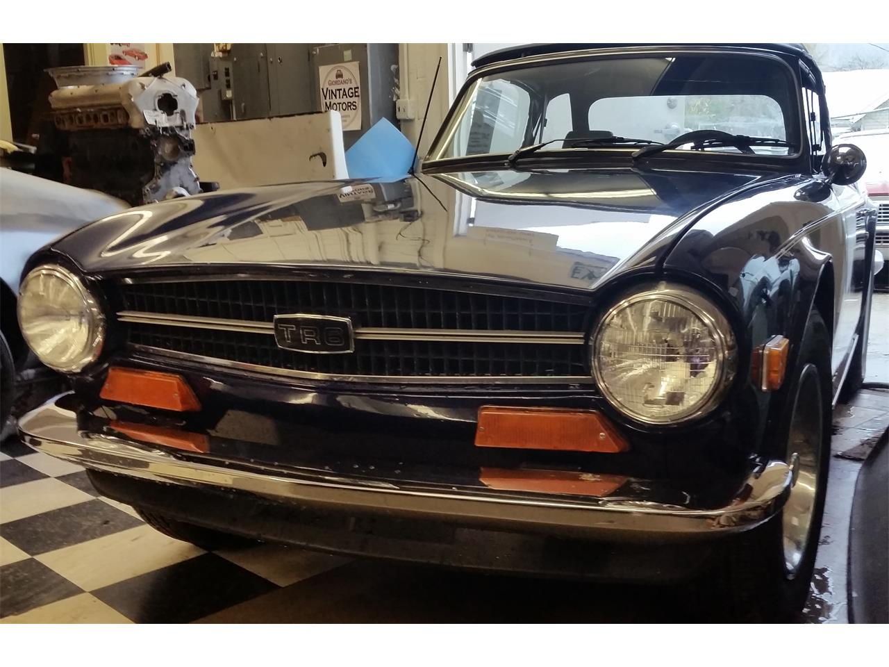 1973 Triumph TR6 for sale in Carnation, WA – photo 30