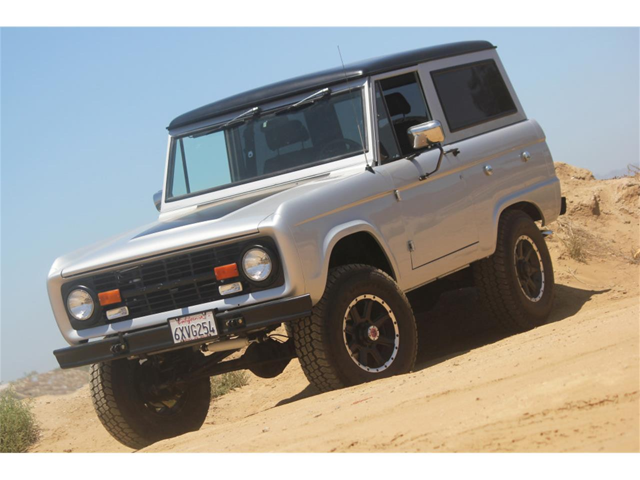 1969 Ford Bronco for sale in San Diego, CA – photo 74