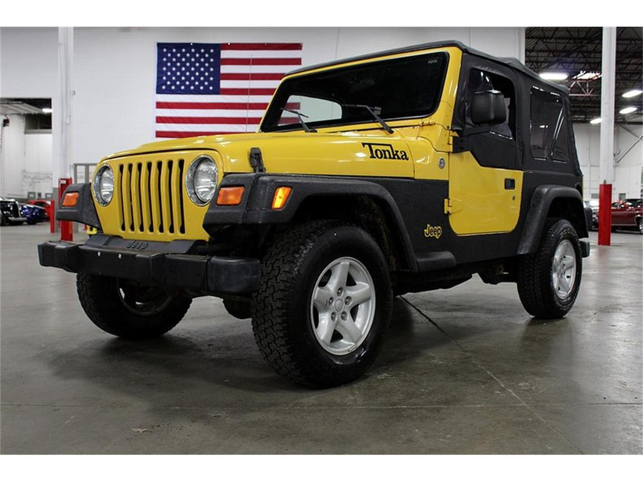 2005 Jeep Wrangler for sale in Kentwood, MI – photo 91