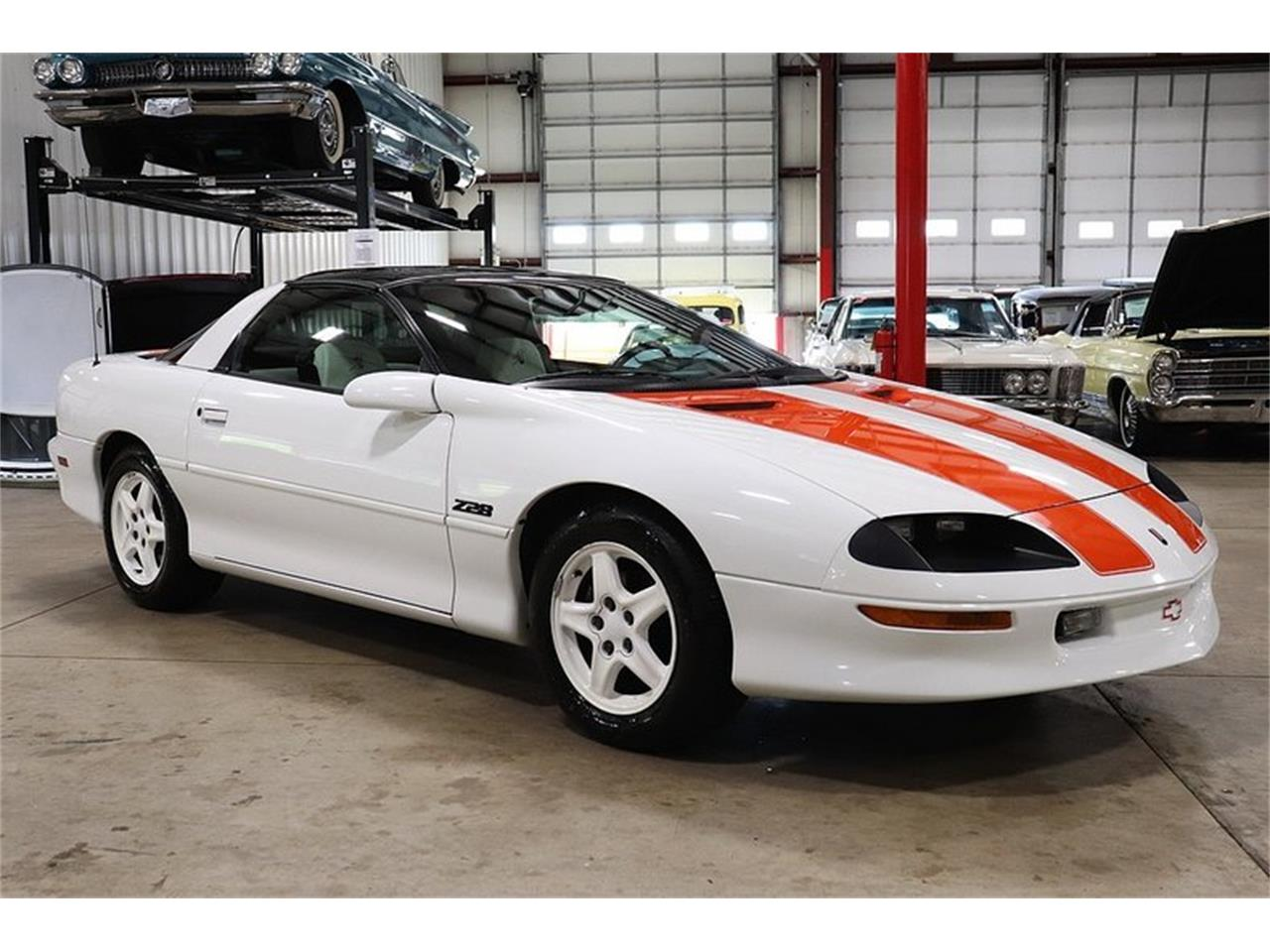 1997 Chevrolet Camaro Z28 for sale in Kentwood, MI – photo 7
