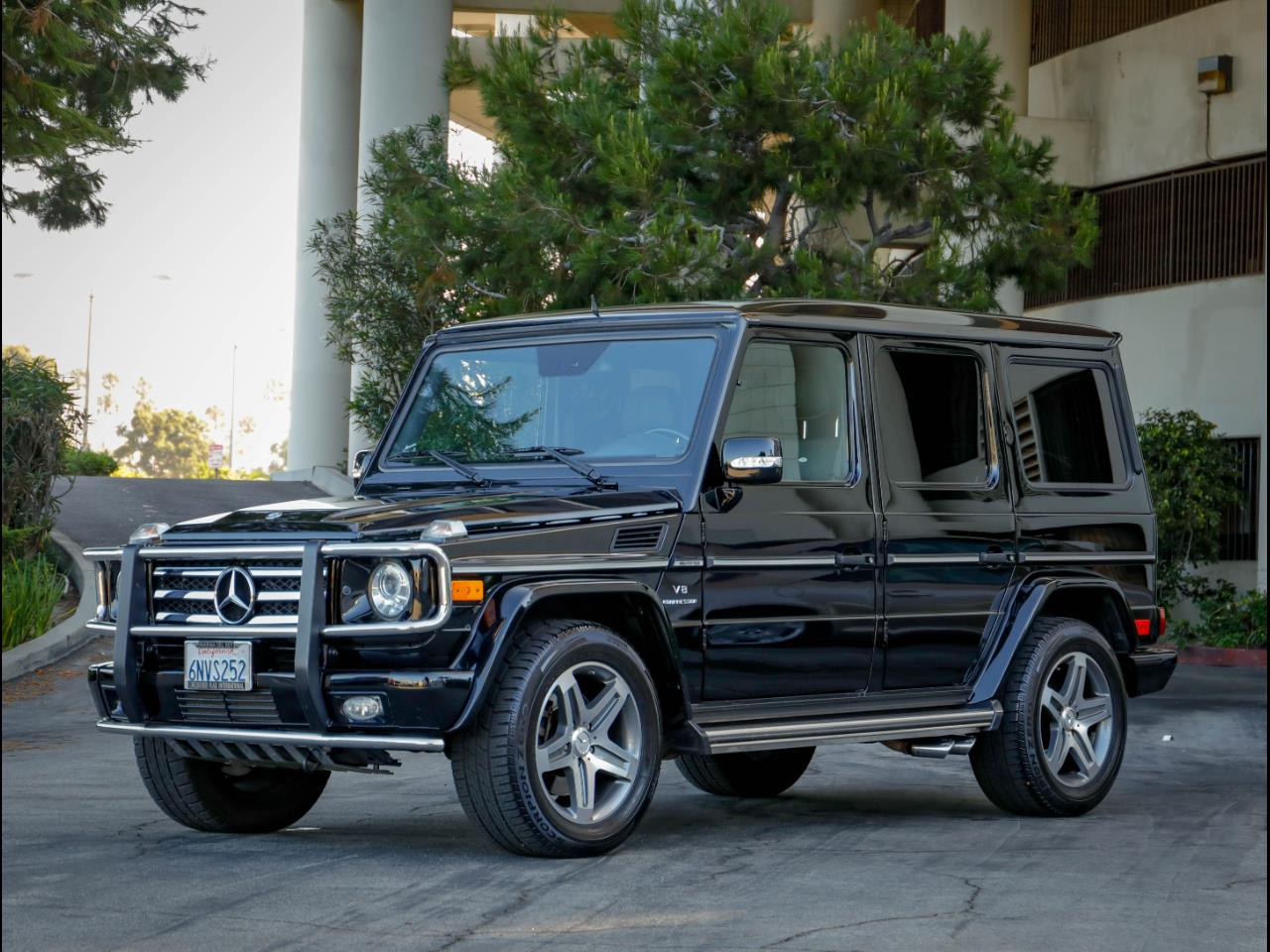 2011 Mercedes-Benz G550 for sale in Marina Del Rey, CA