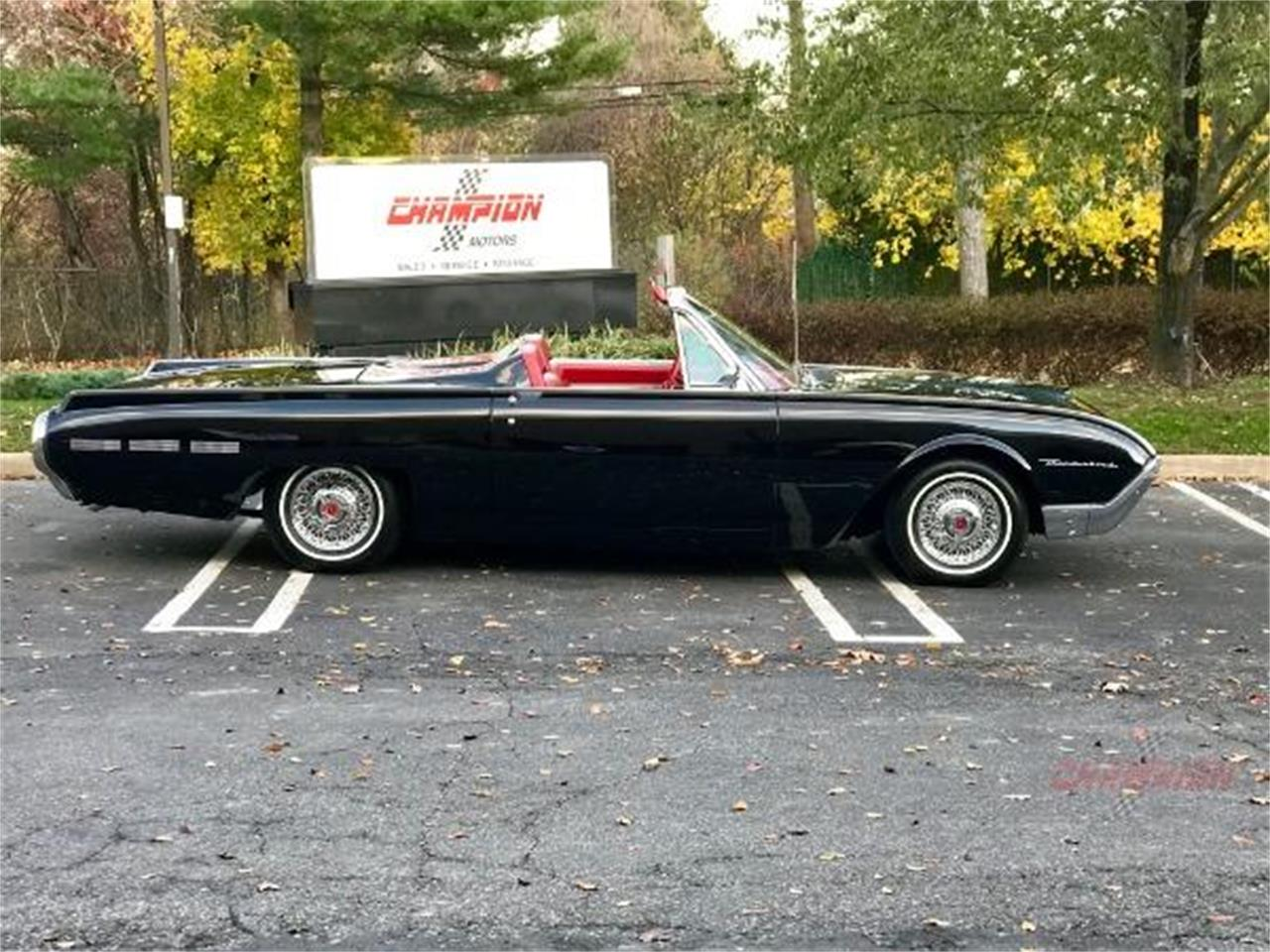 1962 Ford Thunderbird for sale in Syosset, NY – photo 4