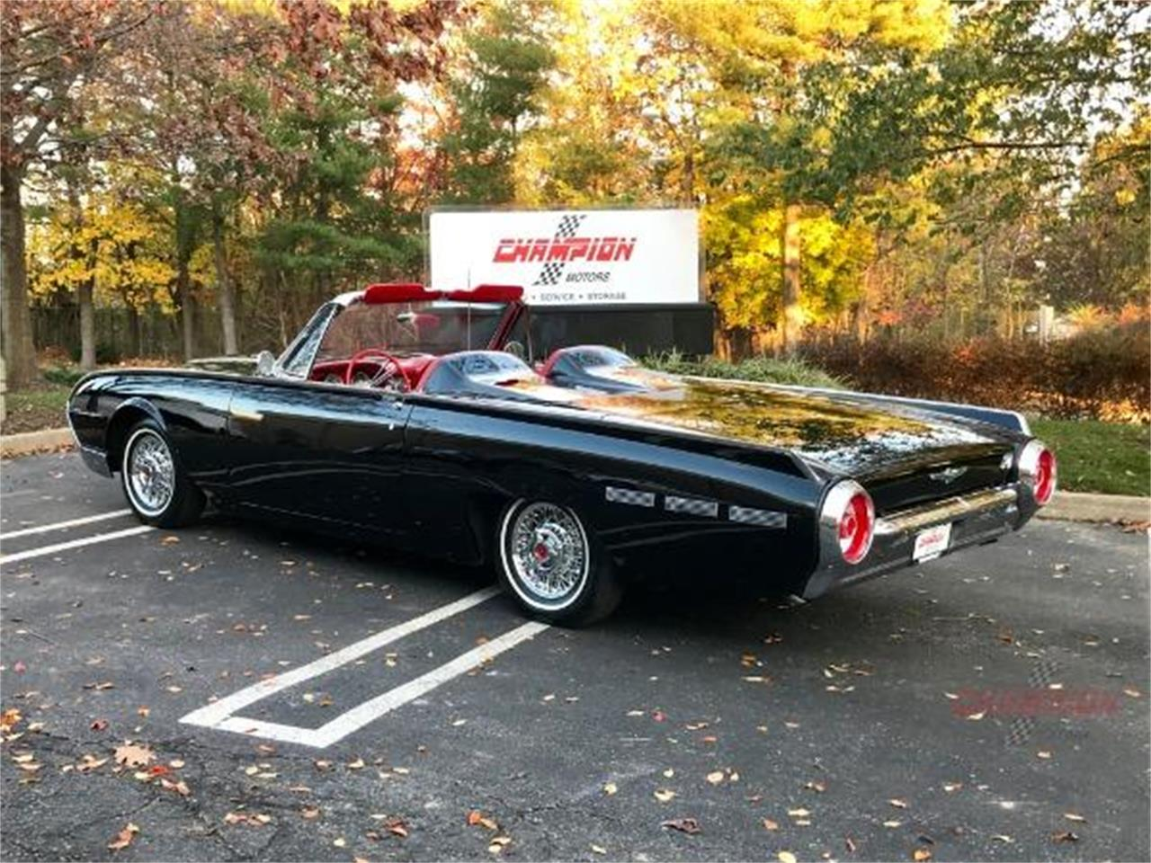 1962 Ford Thunderbird for sale in Syosset, NY – photo 5