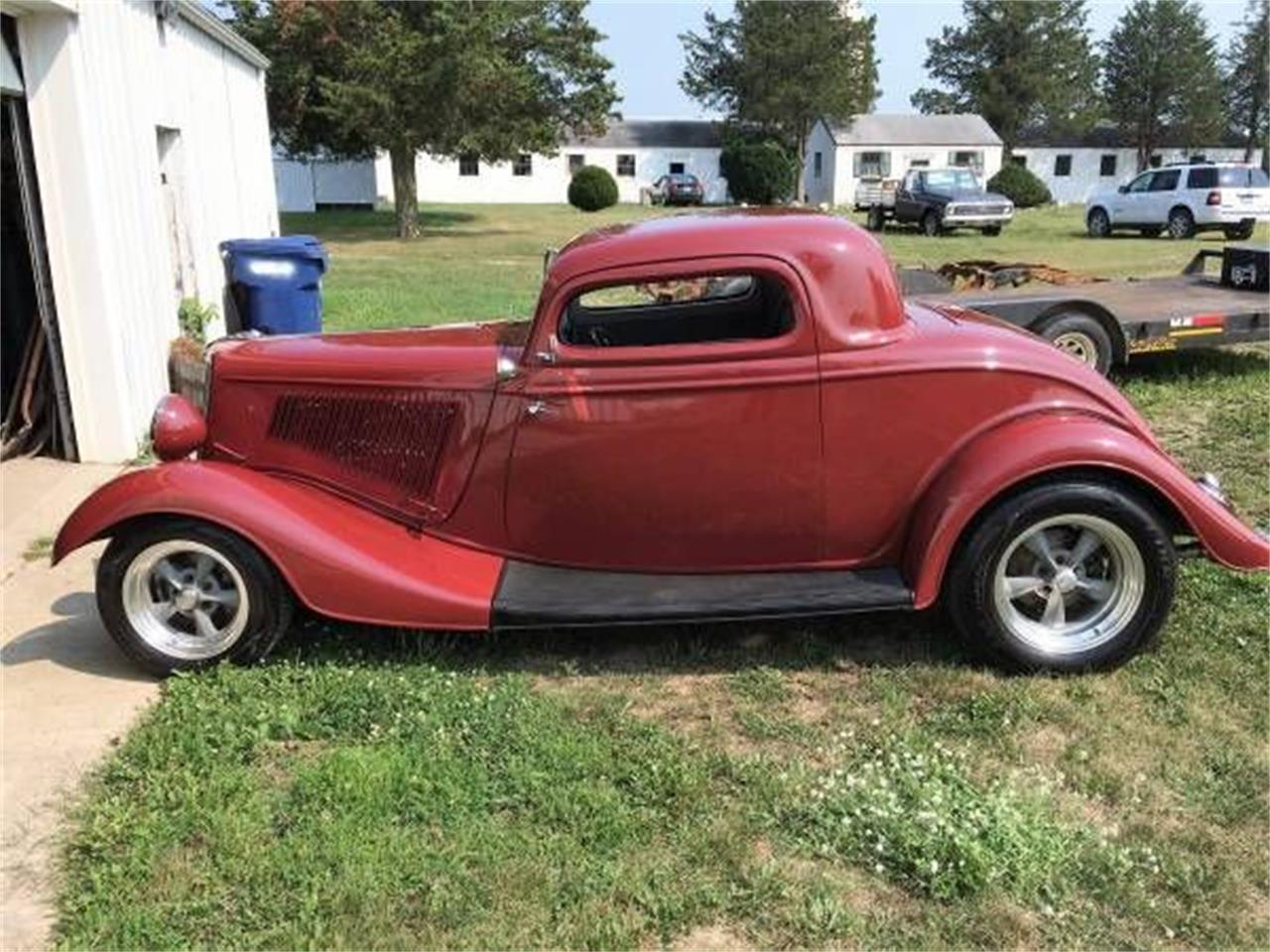 1934 Ford Coupe for sale in Cadillac, MI – photo 4