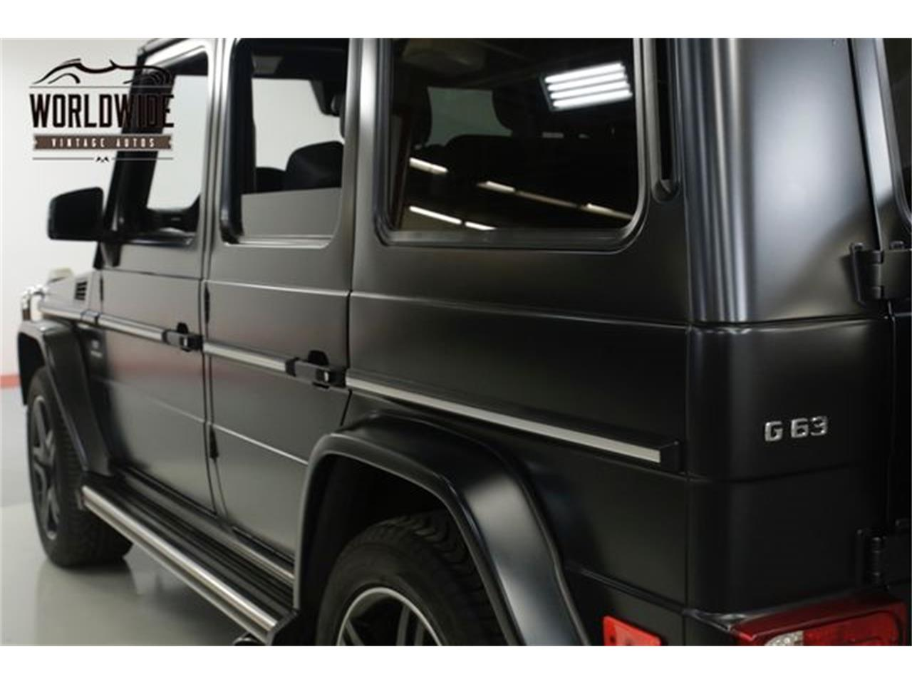 2014 Mercedes-Benz G63 for sale in Denver , CO – photo 30