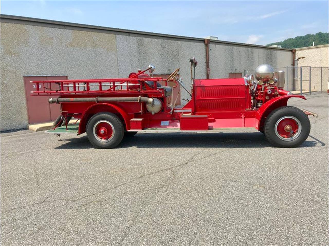 1920 Ahrens-Fox Fire Truck for sale in Morgantown, PA – photo 2