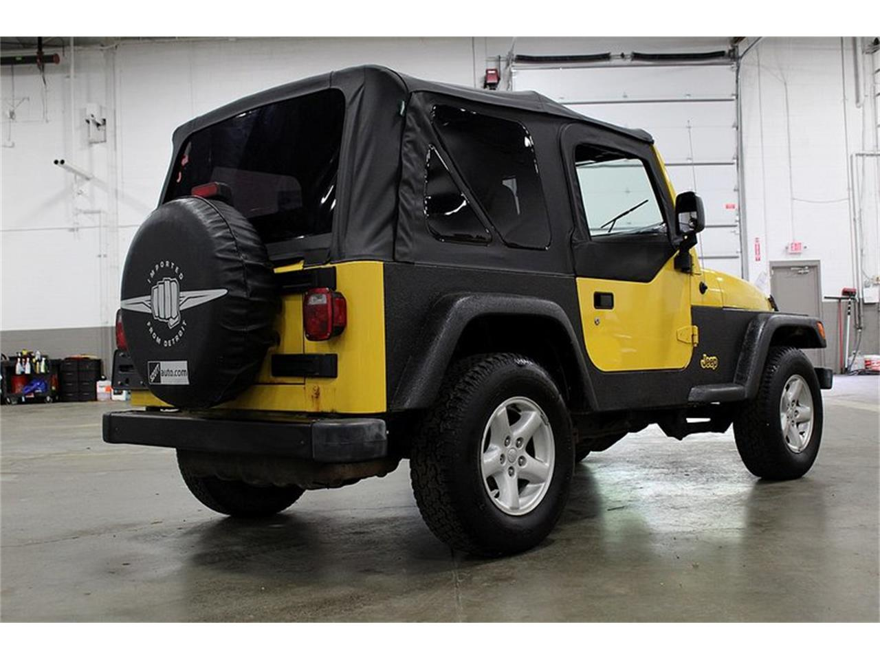 2005 Jeep Wrangler for sale in Kentwood, MI – photo 92