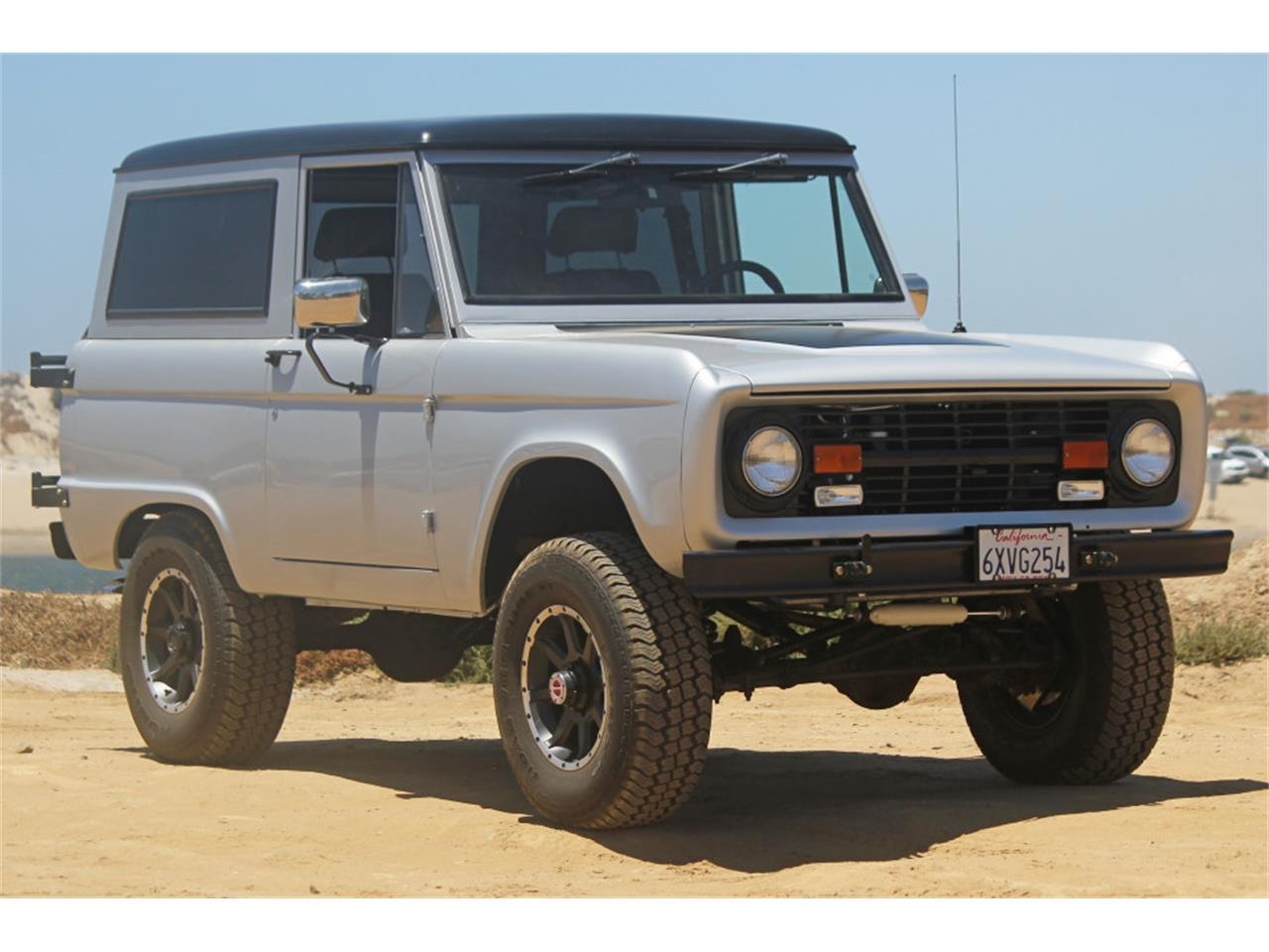 1969 Ford Bronco for sale in San Diego, CA – photo 80