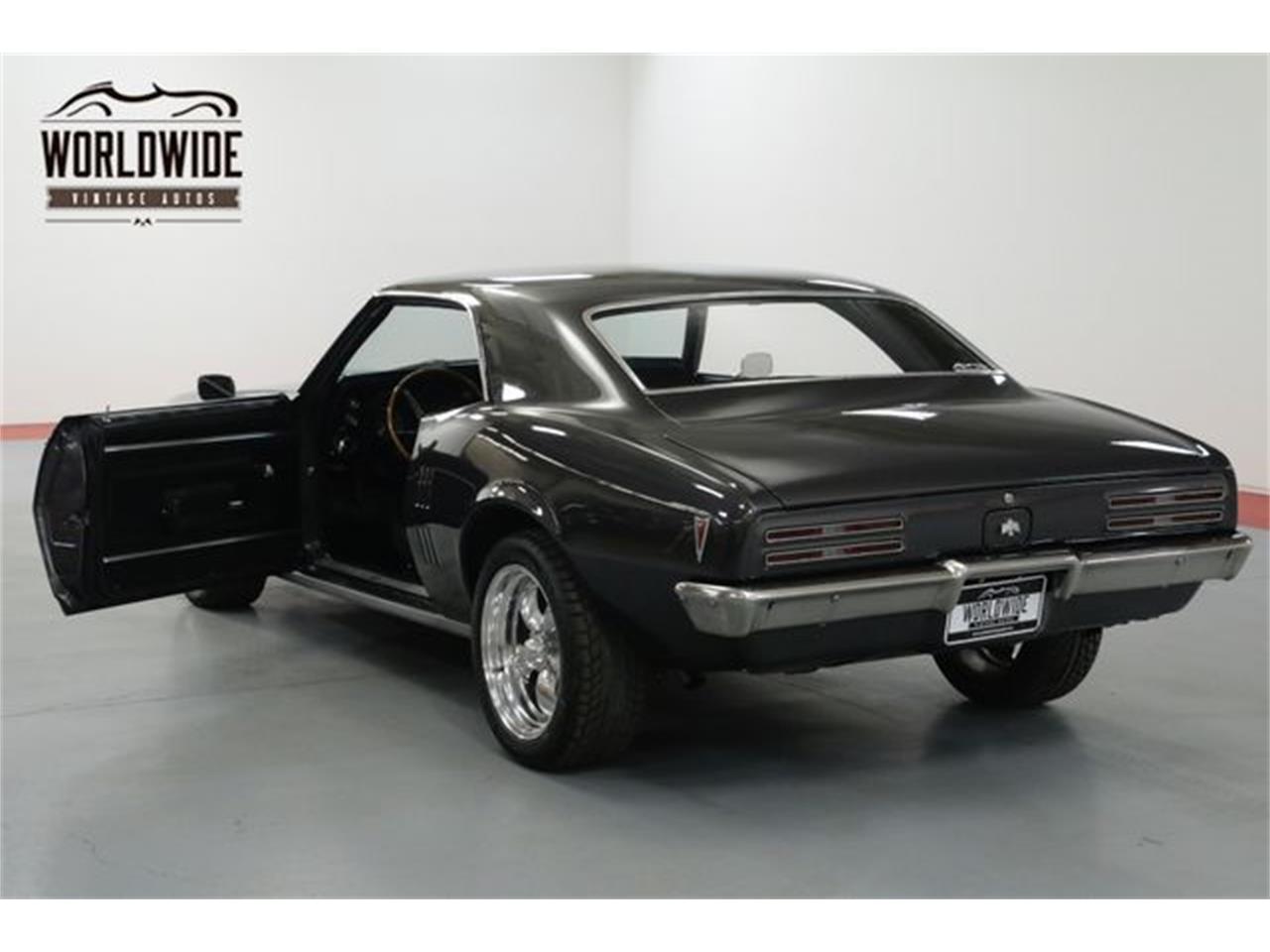 1968 Pontiac Firebird For Sale In Denver Co Classiccarsbay Com